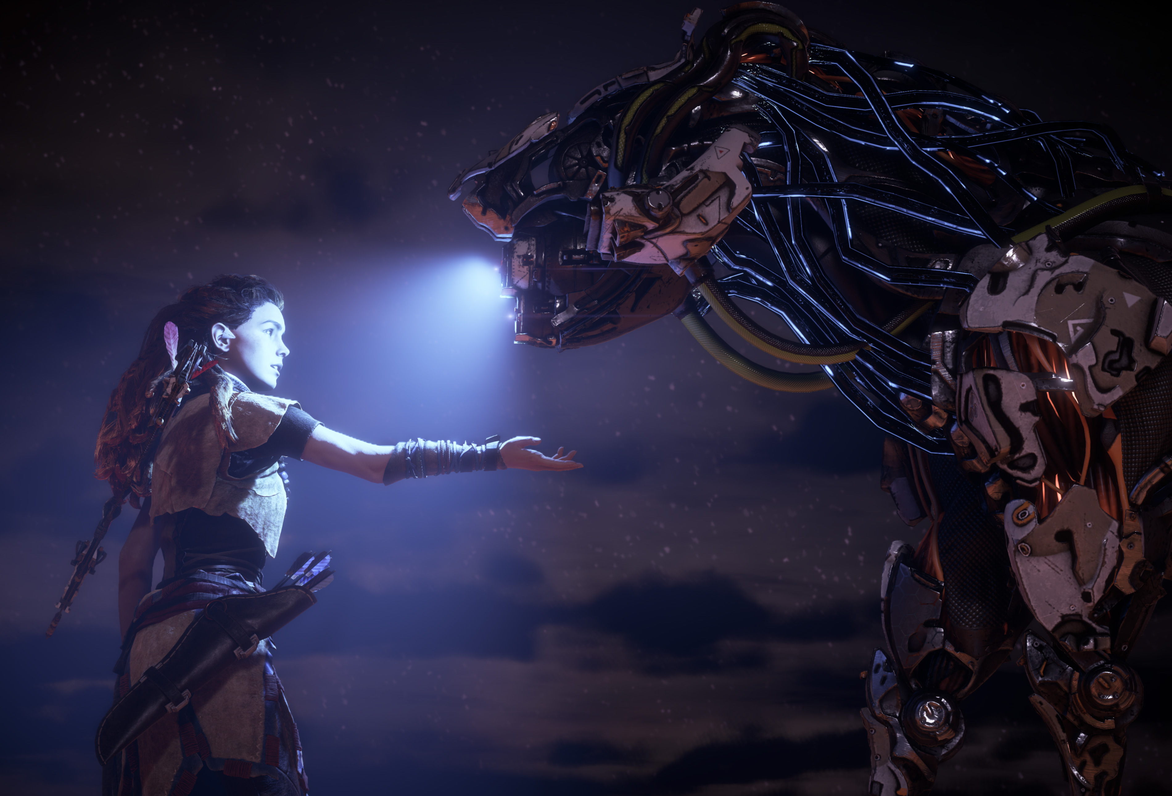 4k Horizon Zero Dawn Hd, HD Games, 4k Wallpapers, Images ...