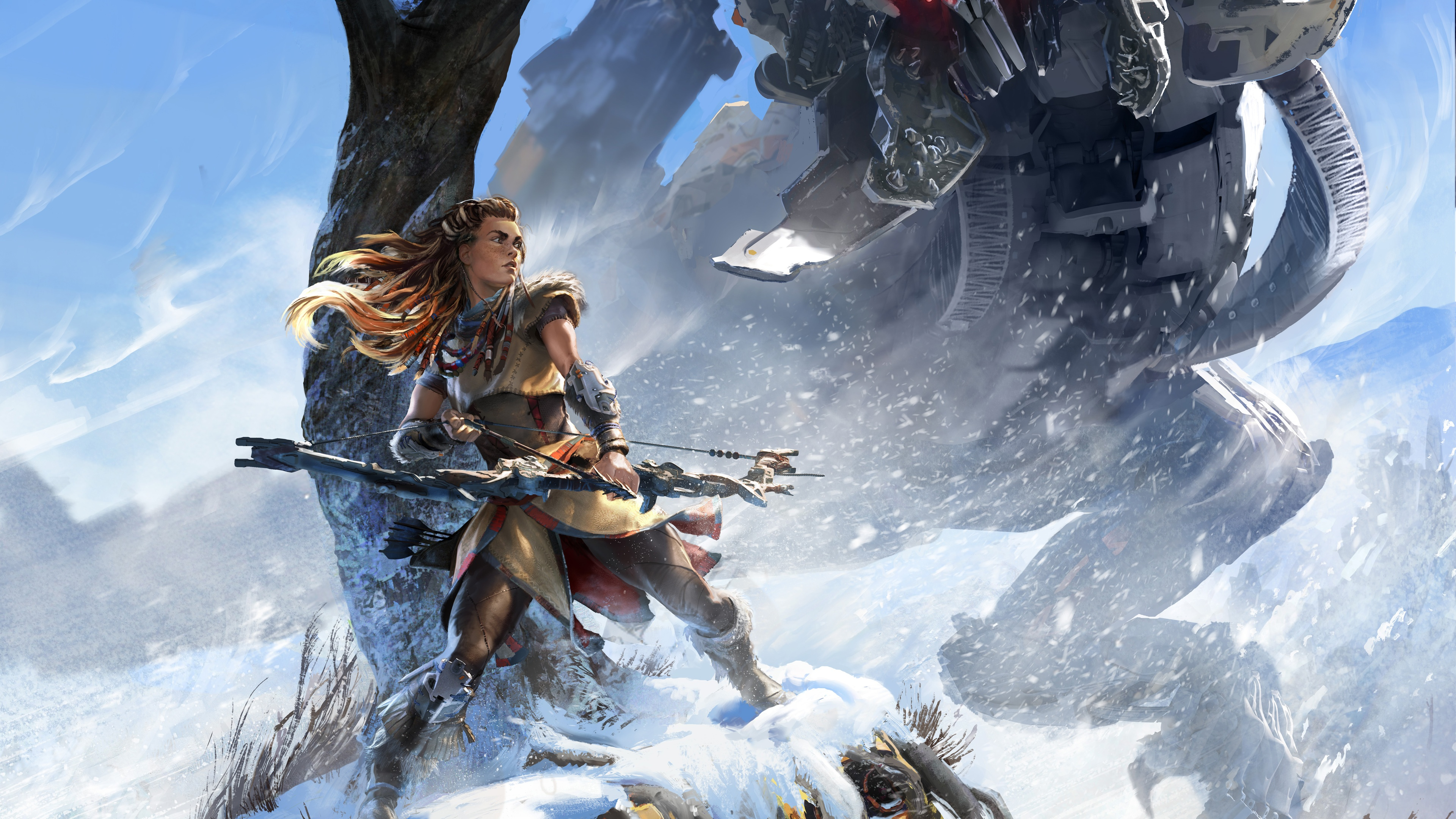 4K Horizon Zero Dawn, HD Games, 4k Wallpapers, Images, Backgrounds, Photos and Pictures