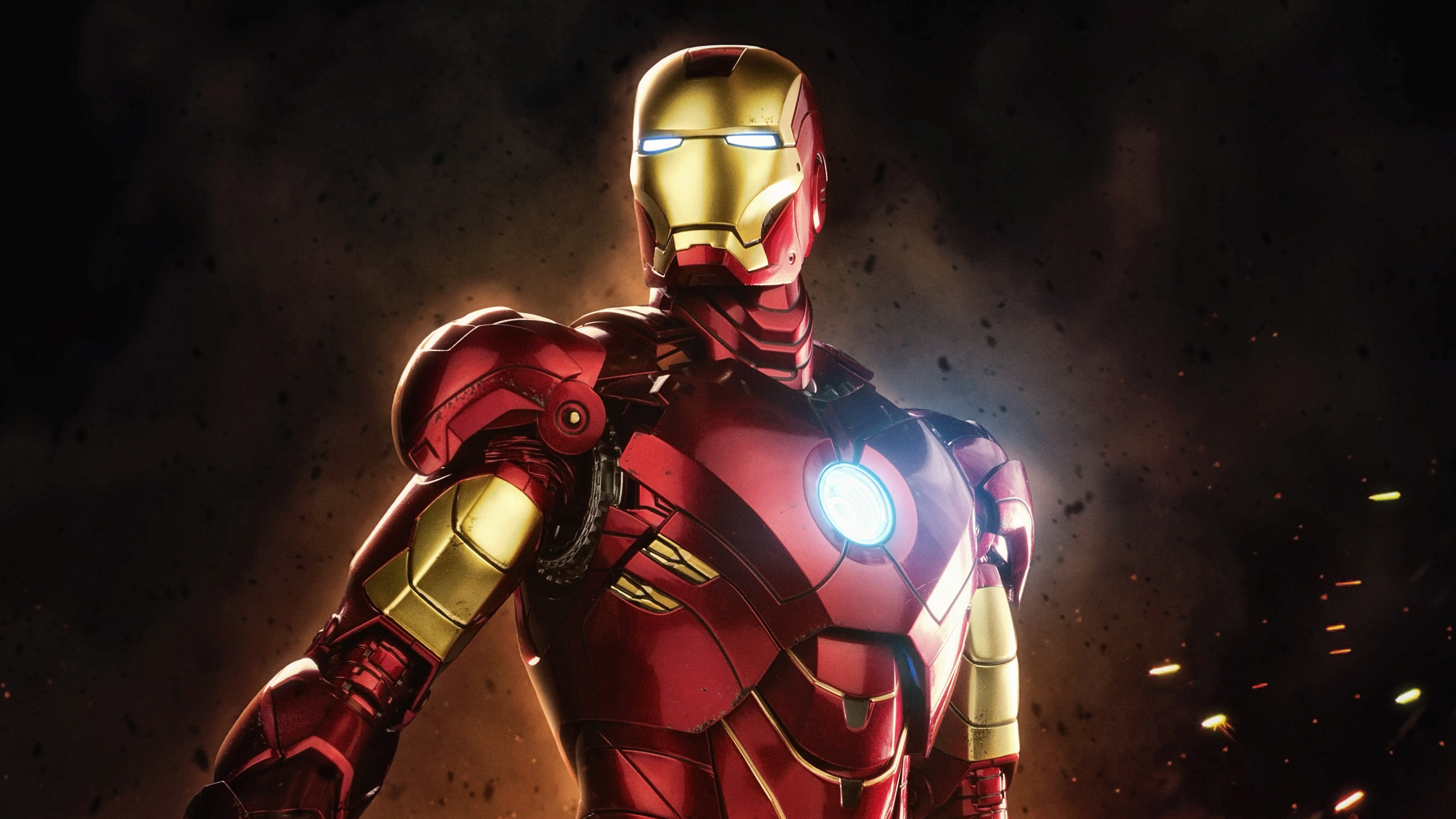 4k iron man 2018 hd superheroes 4k wallpapers images backgrounds photos and pictures - Iron man wallpaper 4k ...