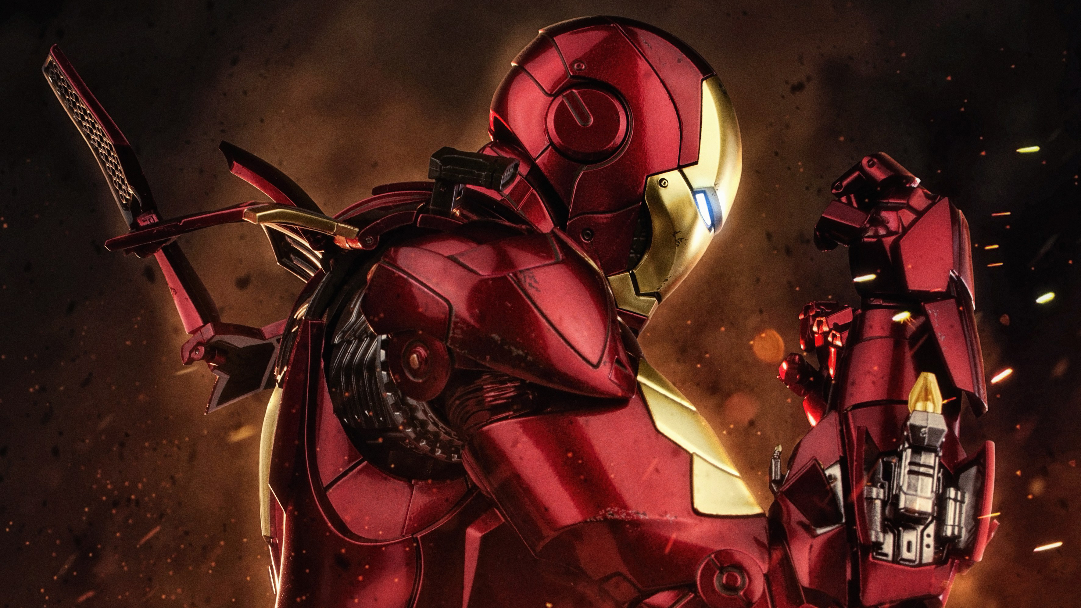 4k iron man 2019 hd superheroes 4k wallpapers images backgrounds photos and pictures - Iron man wallpaper 4k ...