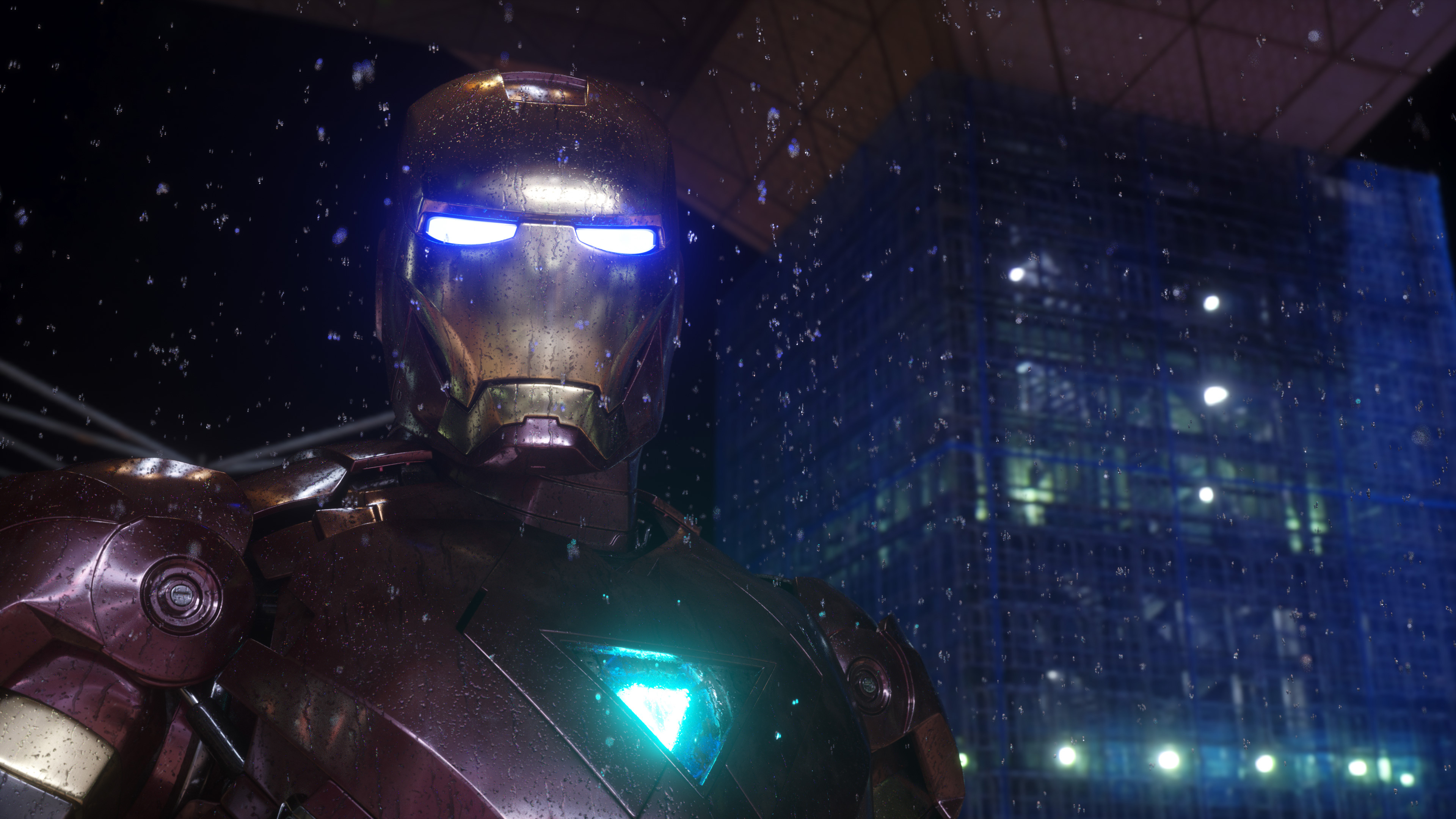 1280x800 4k iron man 720p hd 4k wallpapers images backgrounds photos and pictures - Iron man wallpaper 4k ...