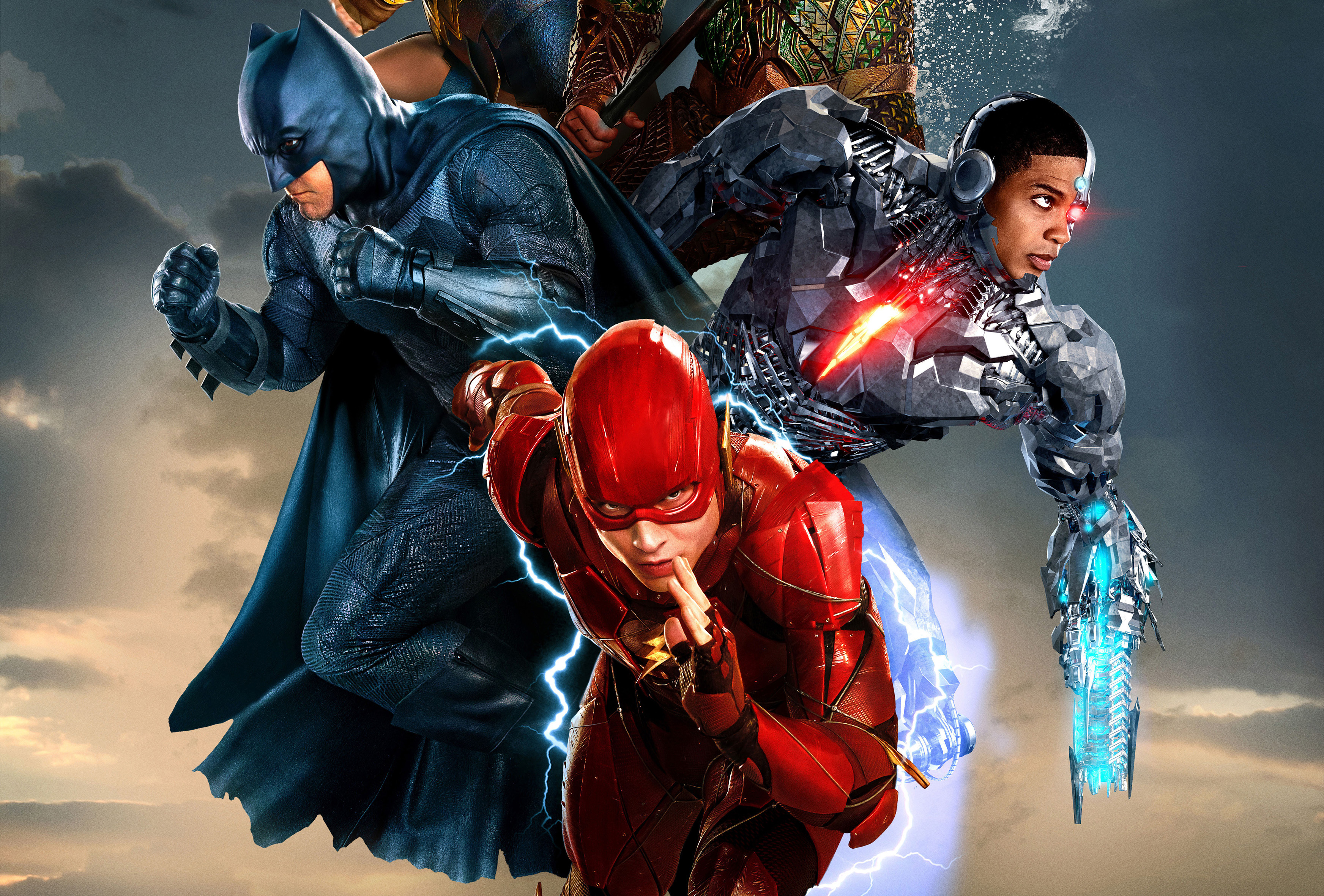 Justice League 2017 Movie 4k Hd Desktop Wallpaper For 4k: 2048x1152 4k Justice League 2048x1152 Resolution HD 4k