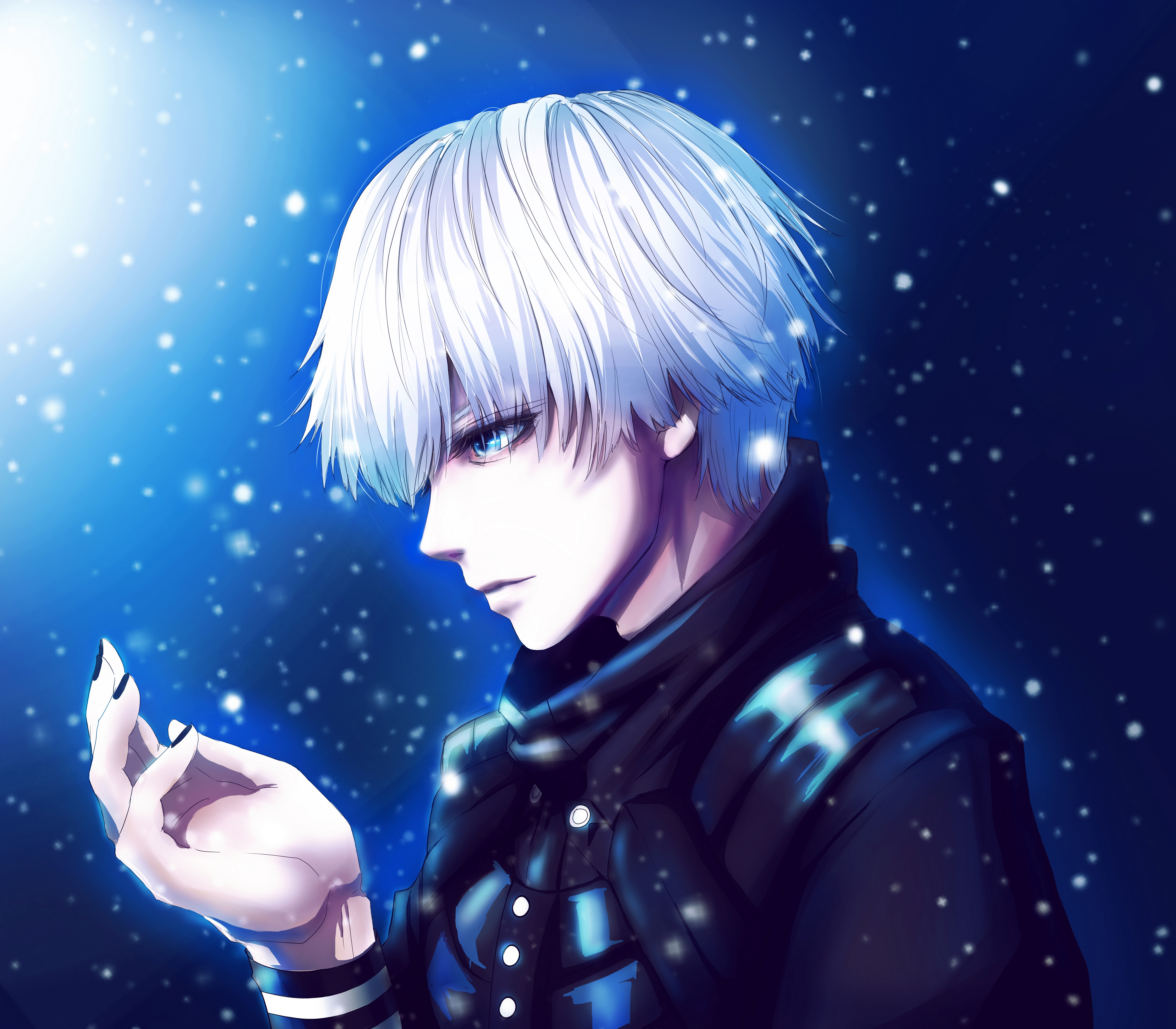 4k Ken Kaneki Tokyo Ghoul, HD Anime, 4k Wallpapers, Images, Backgrounds, Photos and Pictures