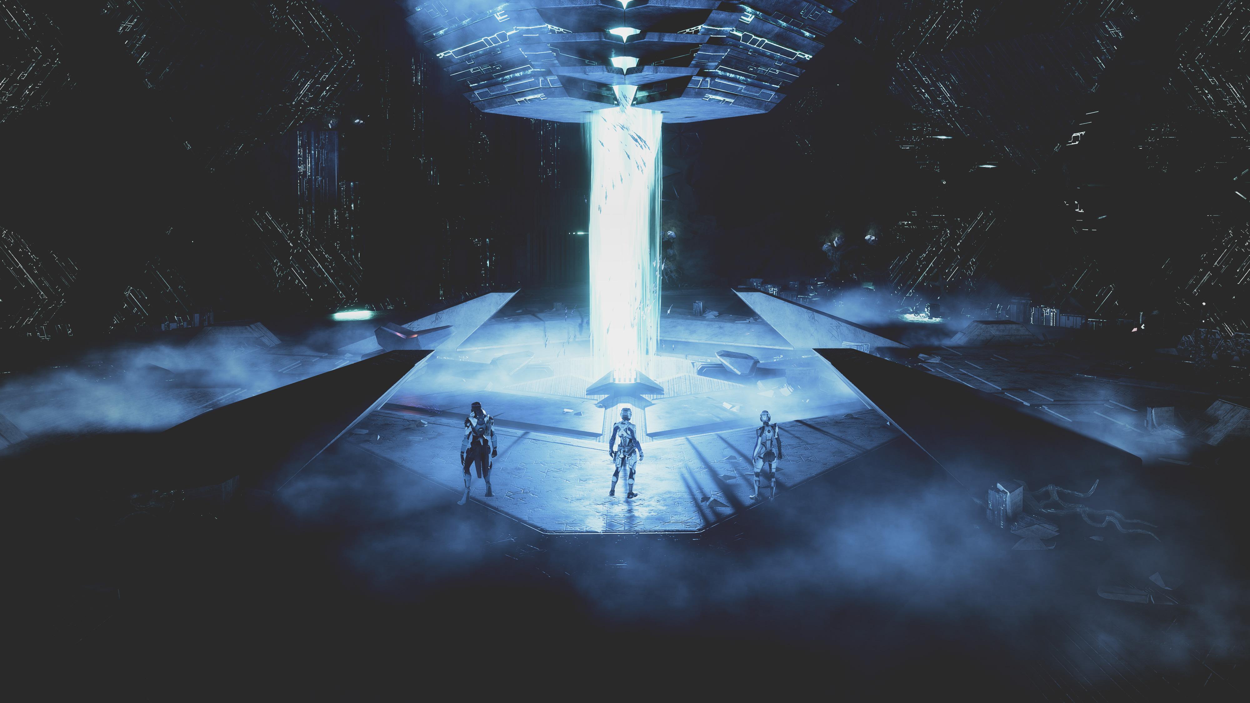 Mass Effect Andromeda Full Hd 3d Wallpapers: 4k Mass Effect Andromeda 2018, HD Games, 4k Wallpapers