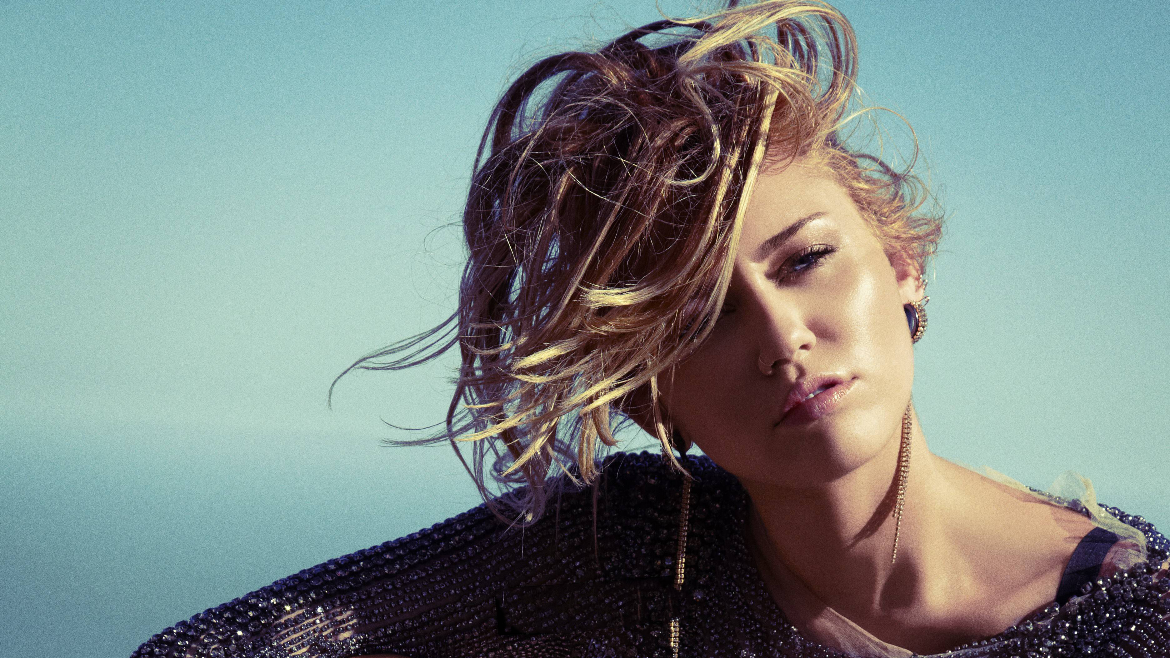 4k Miley Cyrus 2018 Hd Music 4k Wallpapers Images