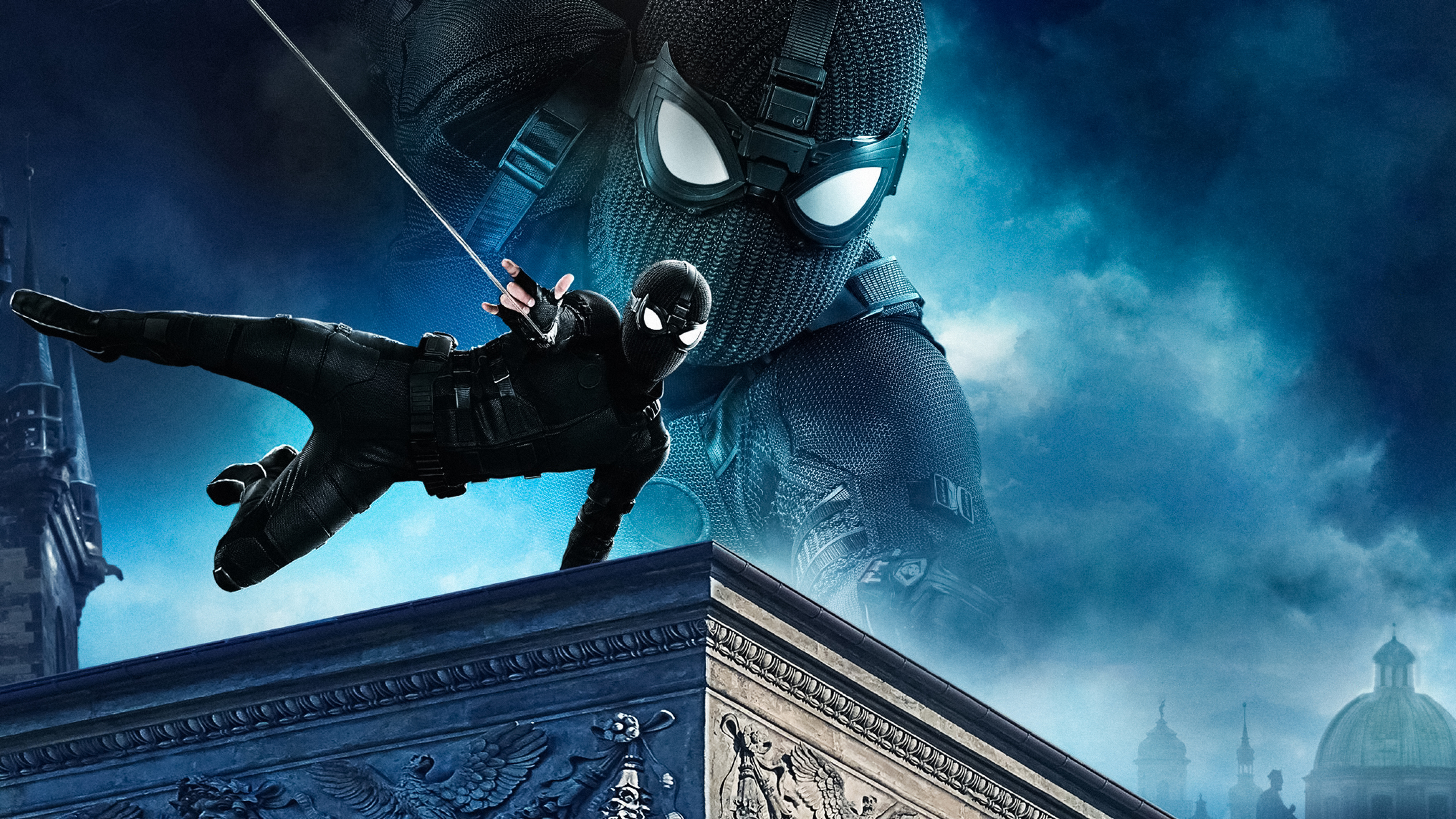 4k Spider Man Far From Home, HD Movies, 4k Wallpapers ...
