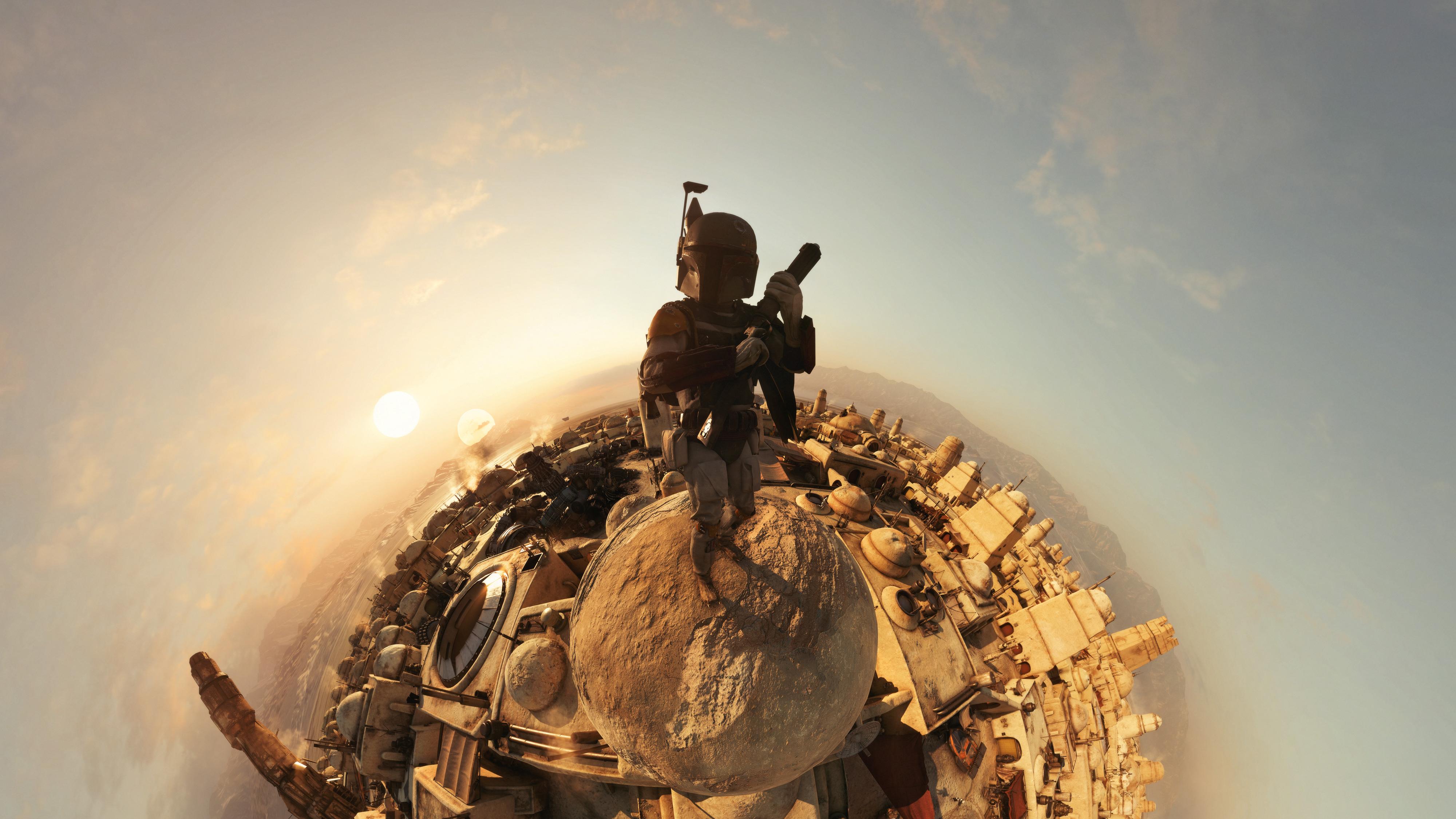 4k Star Wars Battlefront II, HD Games, 4k Wallpapers ...