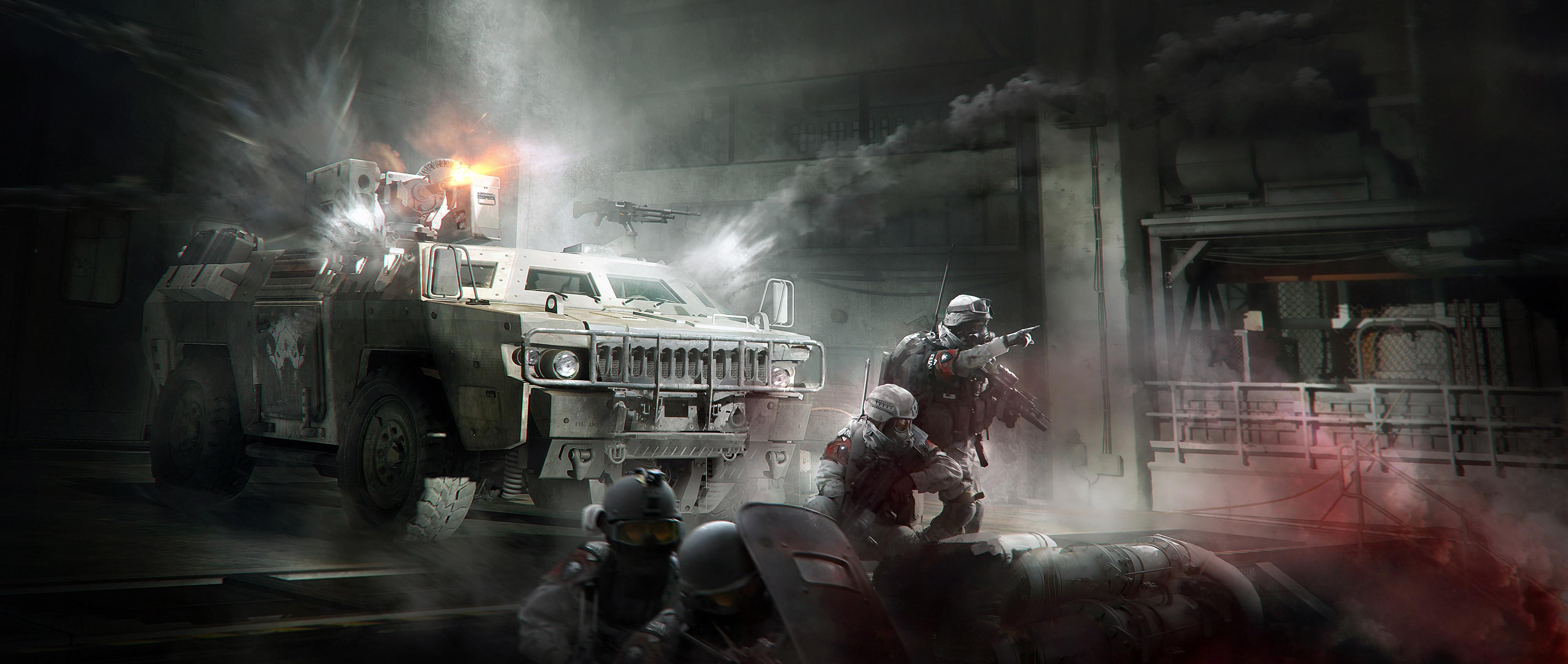 4k Tom Clancys Ghost Recon Wildlands, HD Games, 4k