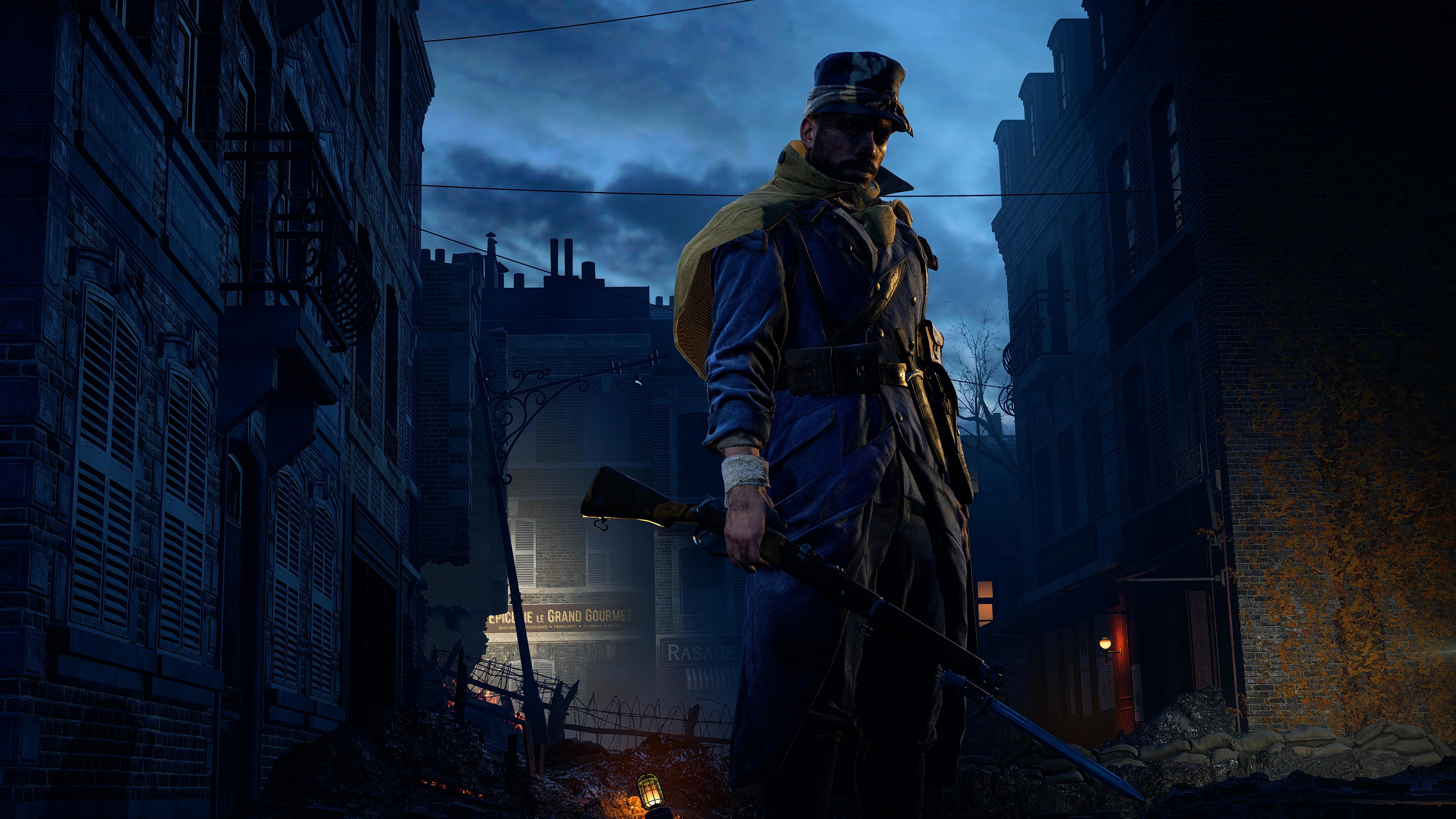 5k Battlefield 1, HD Games, 4k Wallpapers, Images