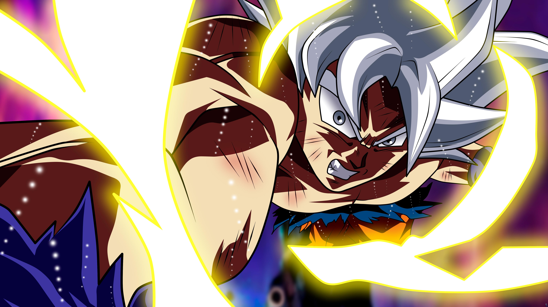 Los Mejores Fondos De Pantalla De Goku Migatte No Gokui Hd: 5k Goku Migatte No Gokui Dominado, HD Anime, 4k Wallpapers