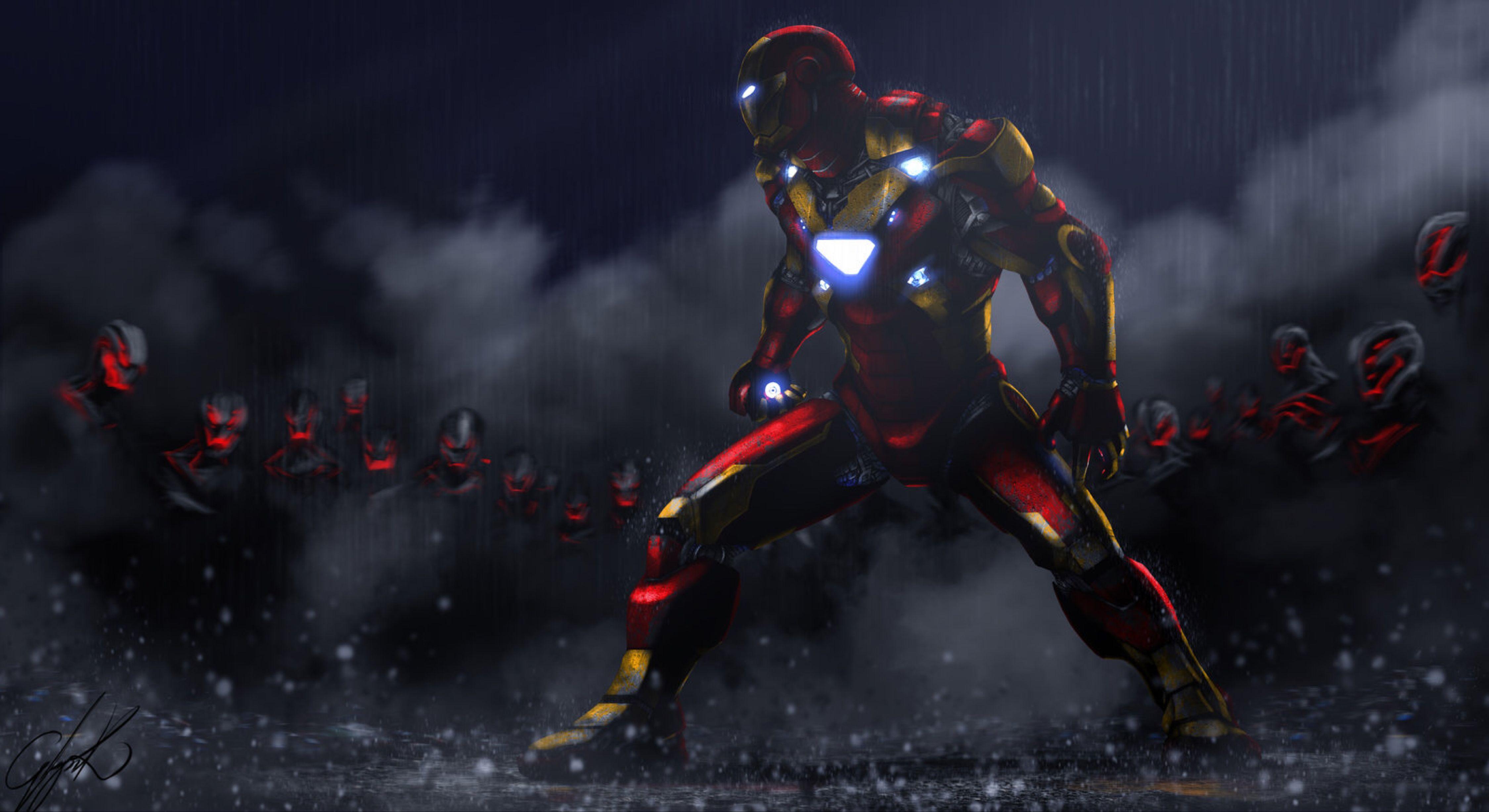 1920x1080 5k Iron Man 2018 Laptop Full HD 1080P HD 4k ...