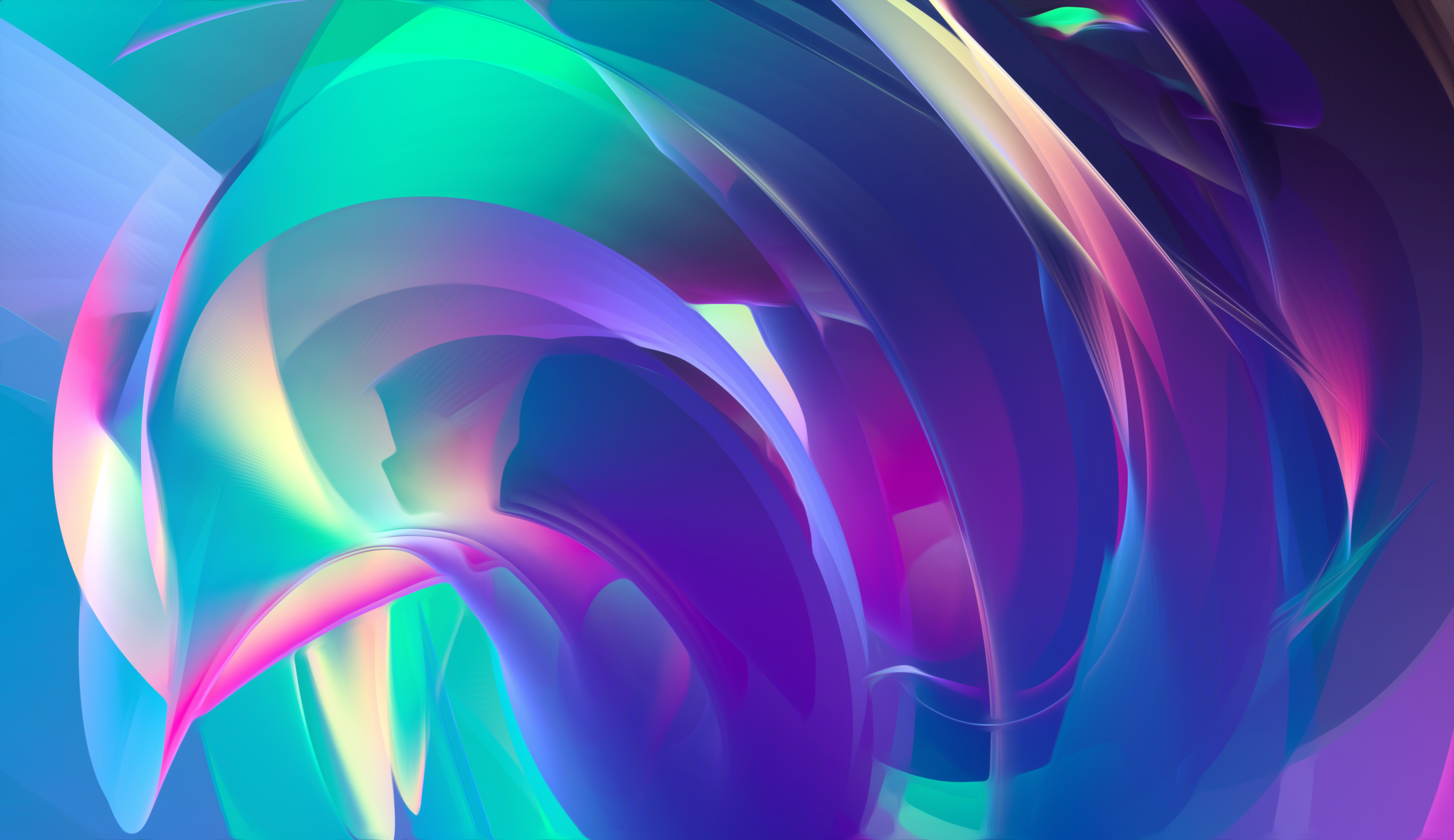 Abstract 3d Curve Doodle Hd Abstract 4k Wallpapers Images