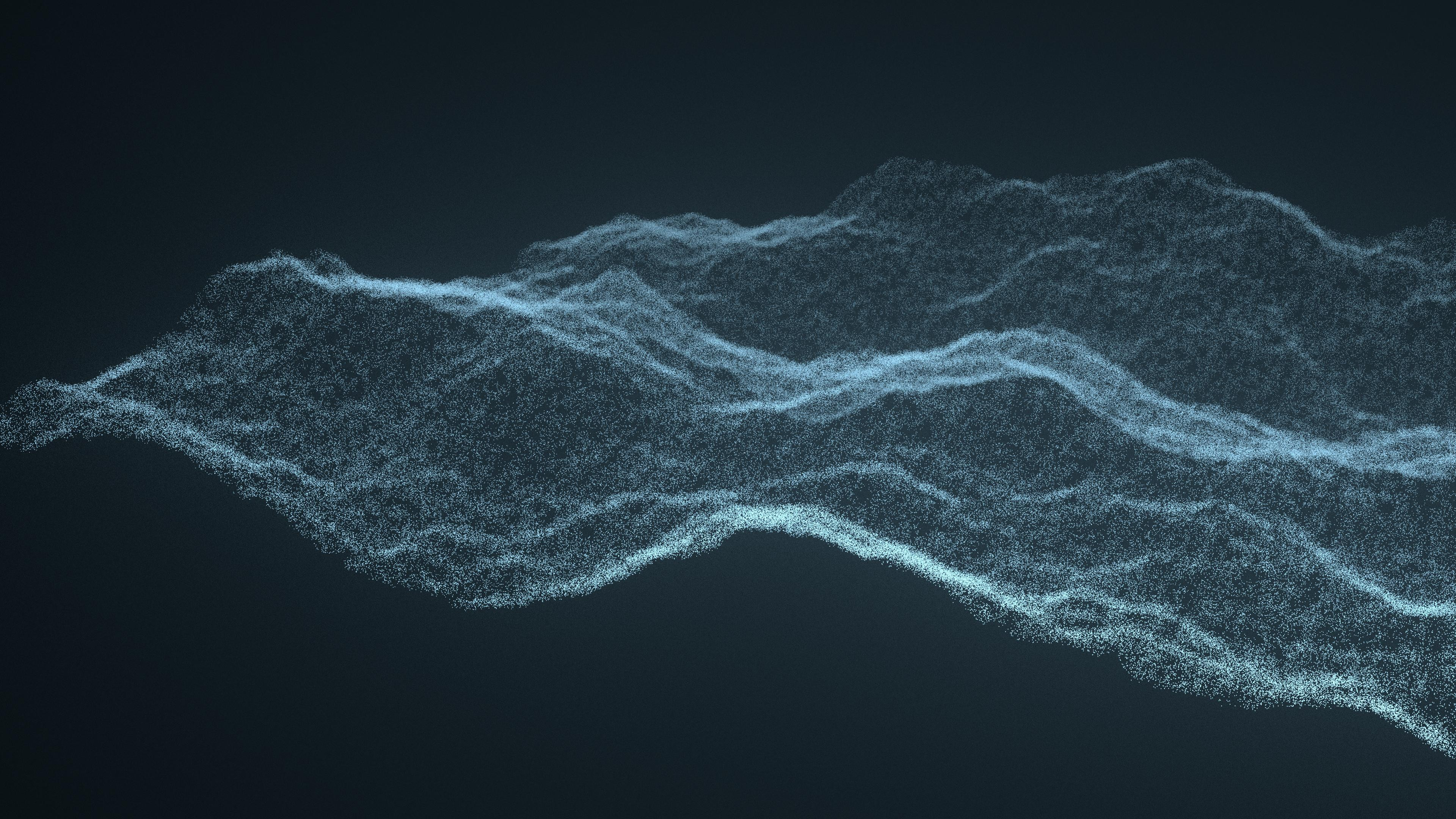 1920x1080 Abstract Dust Particles Laptop Full Hd 1080p Hd 4k