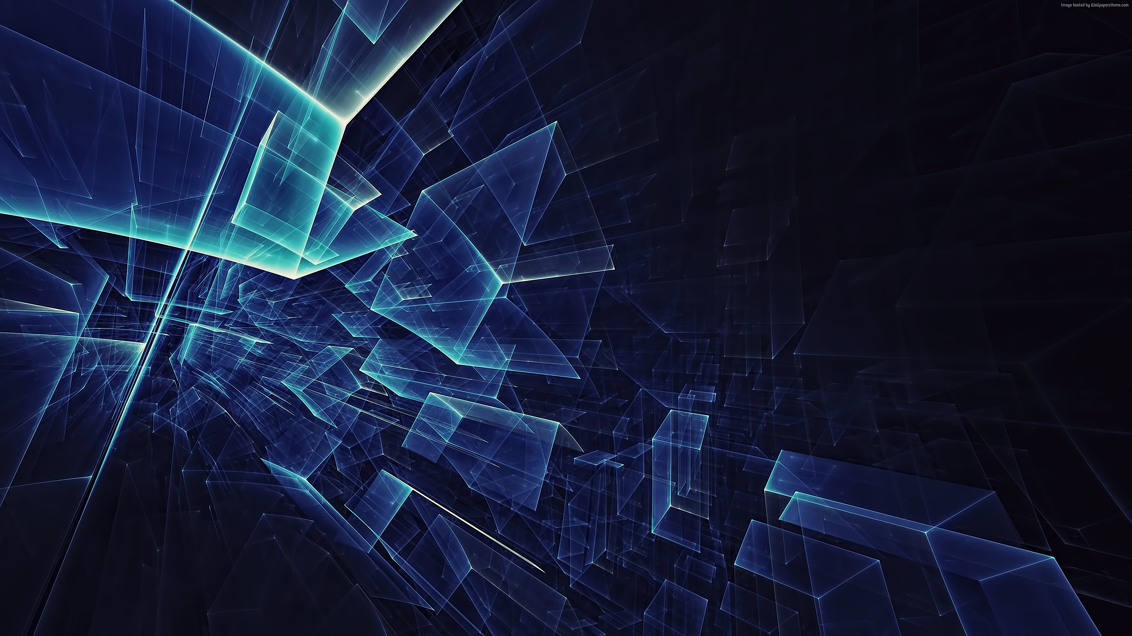 abstract geometry glass 4k hd abstract 4k wallpapers images