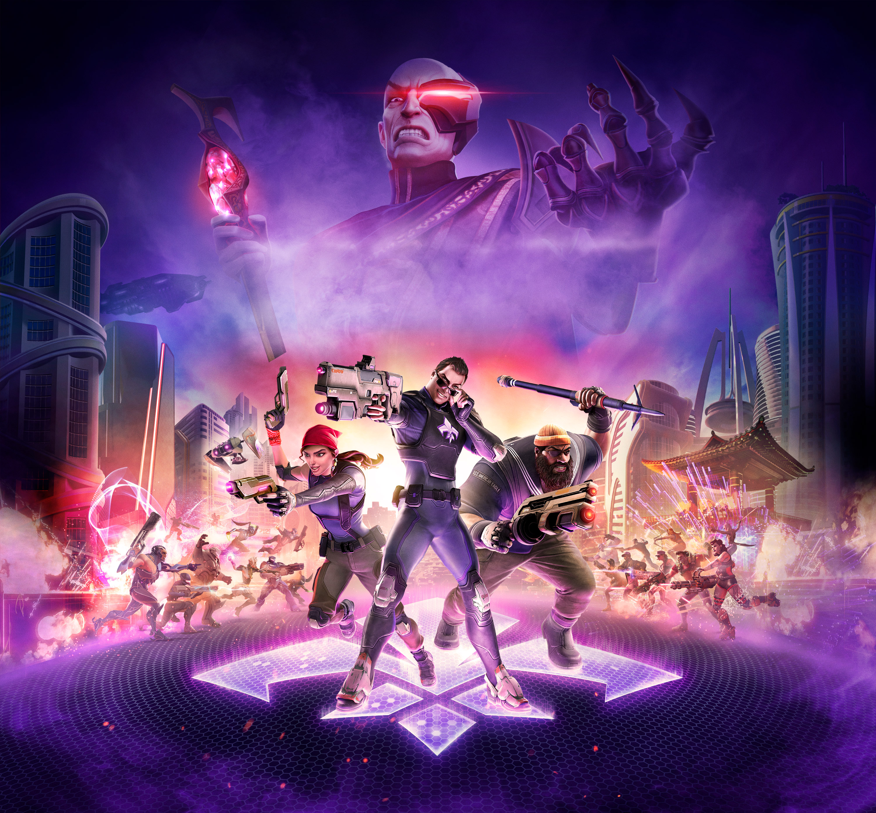 Agents Of Mayhem Artwork, HD Games, 4k Wallpapers, Images