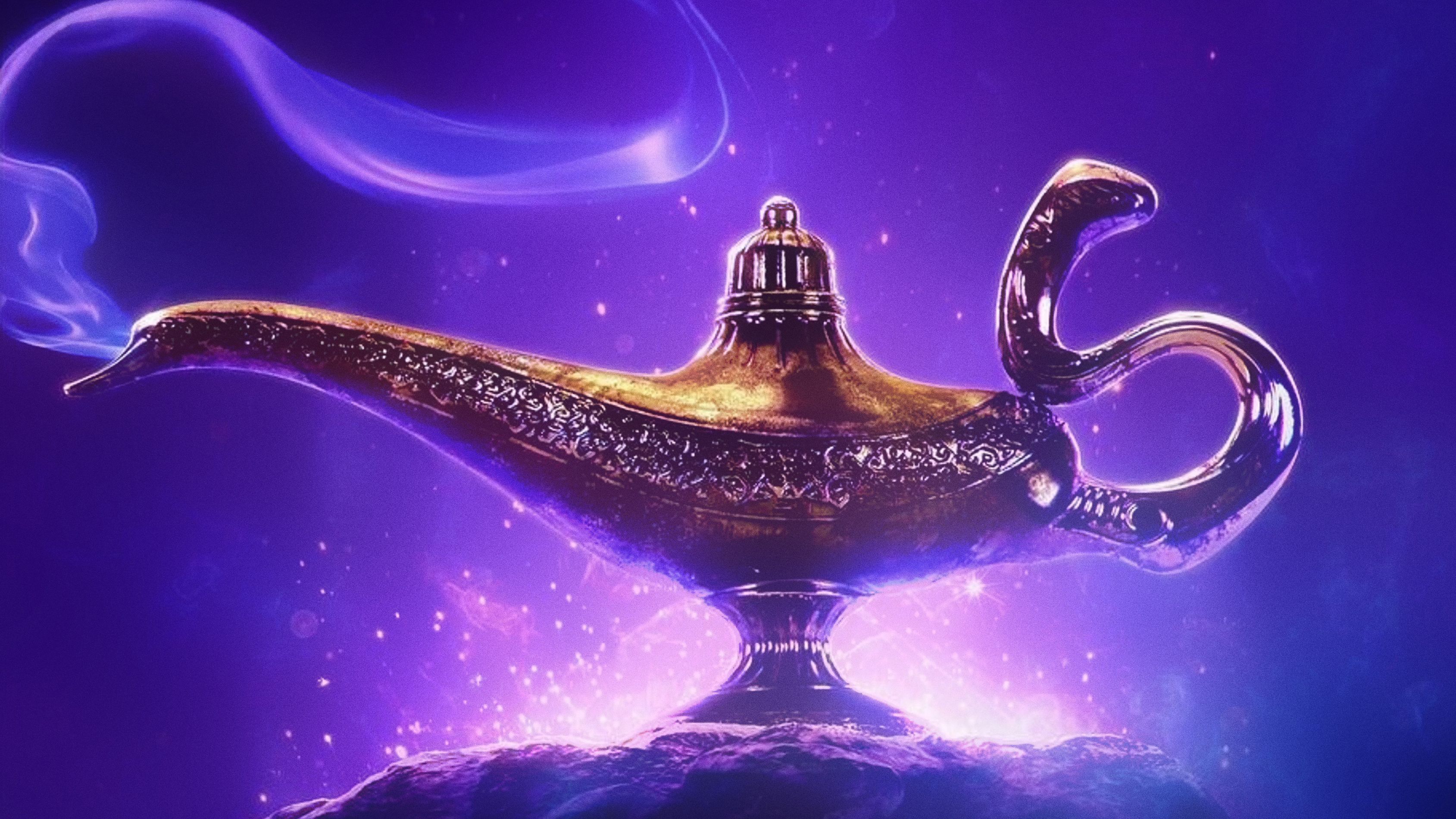 Movie Poster 2019: Aladdin Movie 2019 4k, HD Movies, 4k Wallpapers, Images