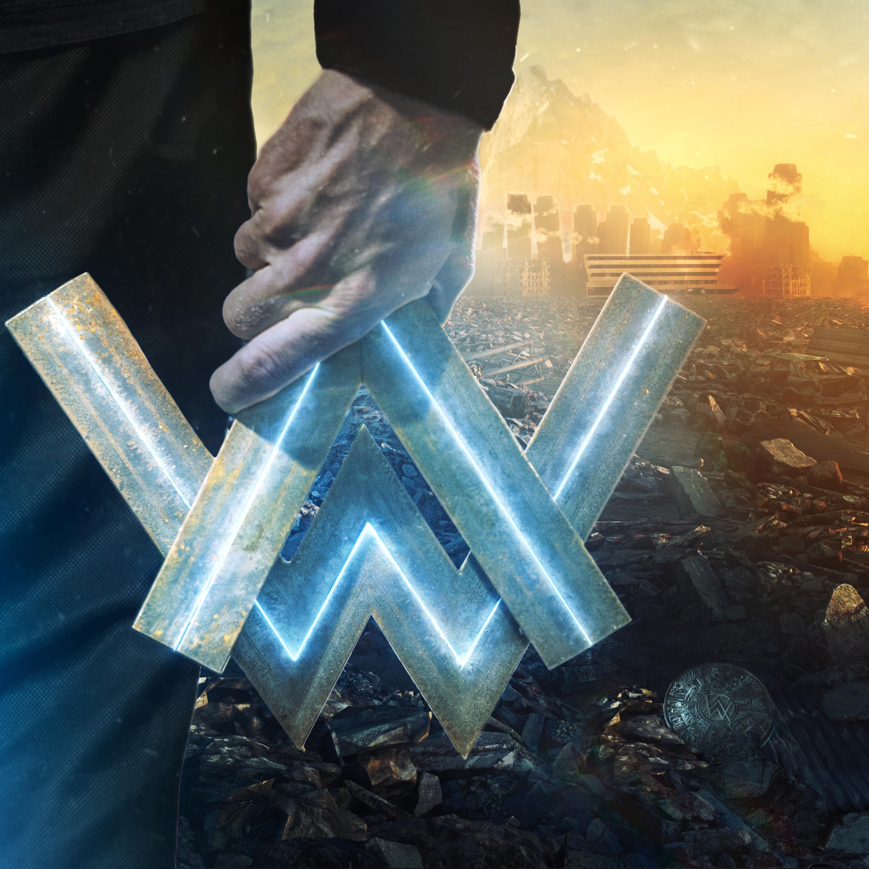 Alan Walker All Falls Down, HD Music, 4k Wallpapers