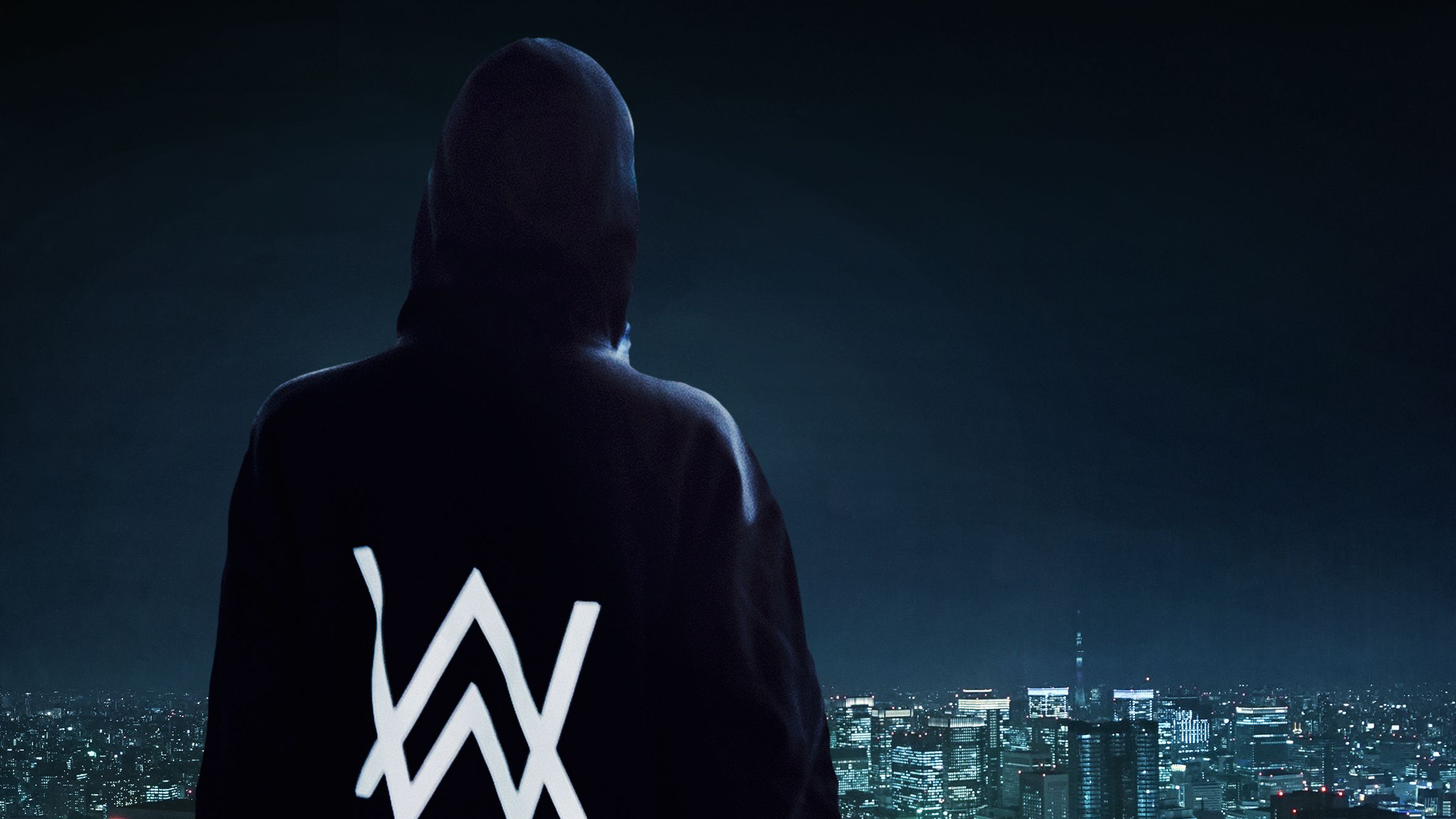 Alan Walker Standing On Edge Hd Music 4k Wallpapers
