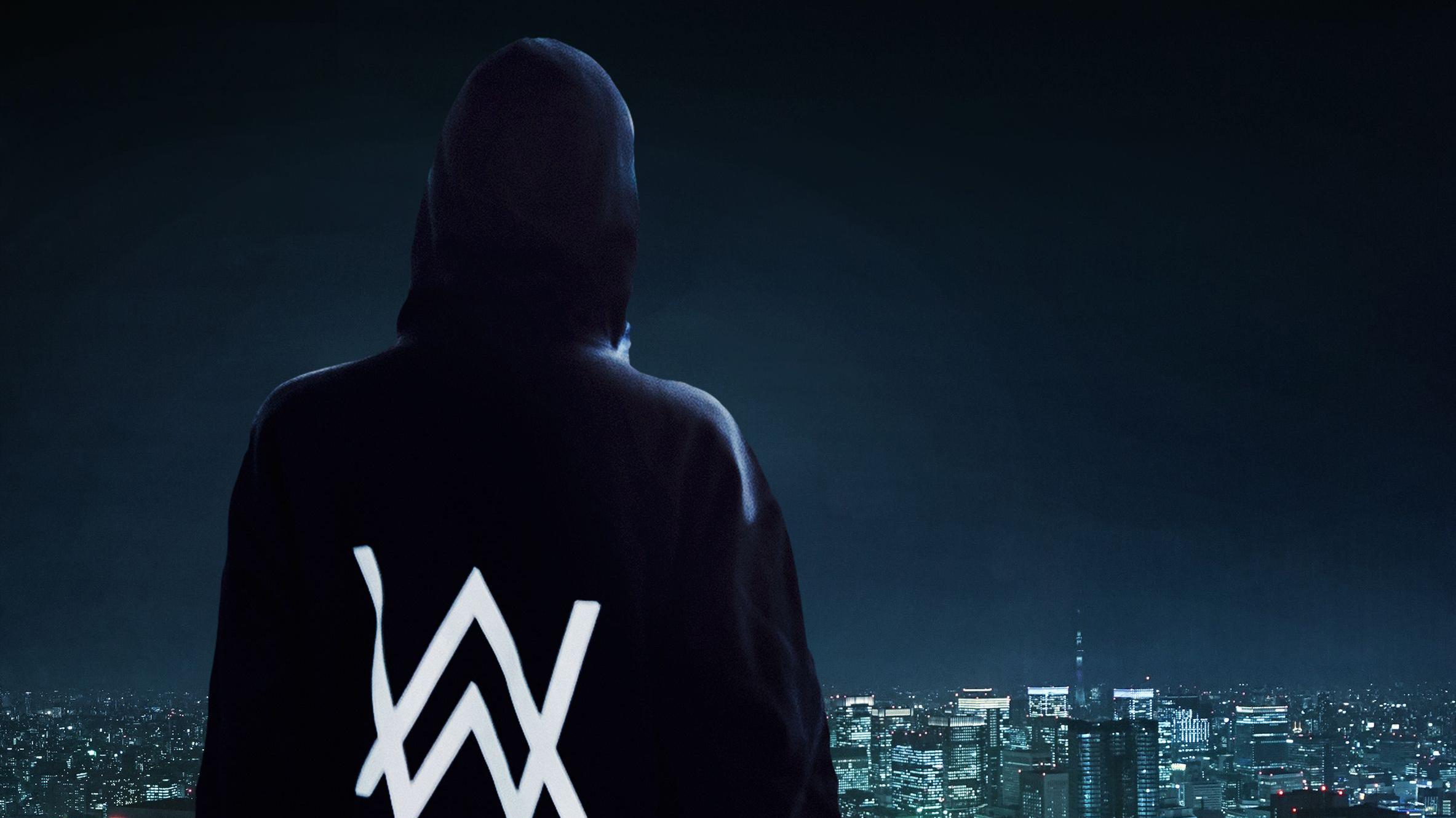 Alan Walker Standing On Edge, HD Music, 4k Wallpapers ...