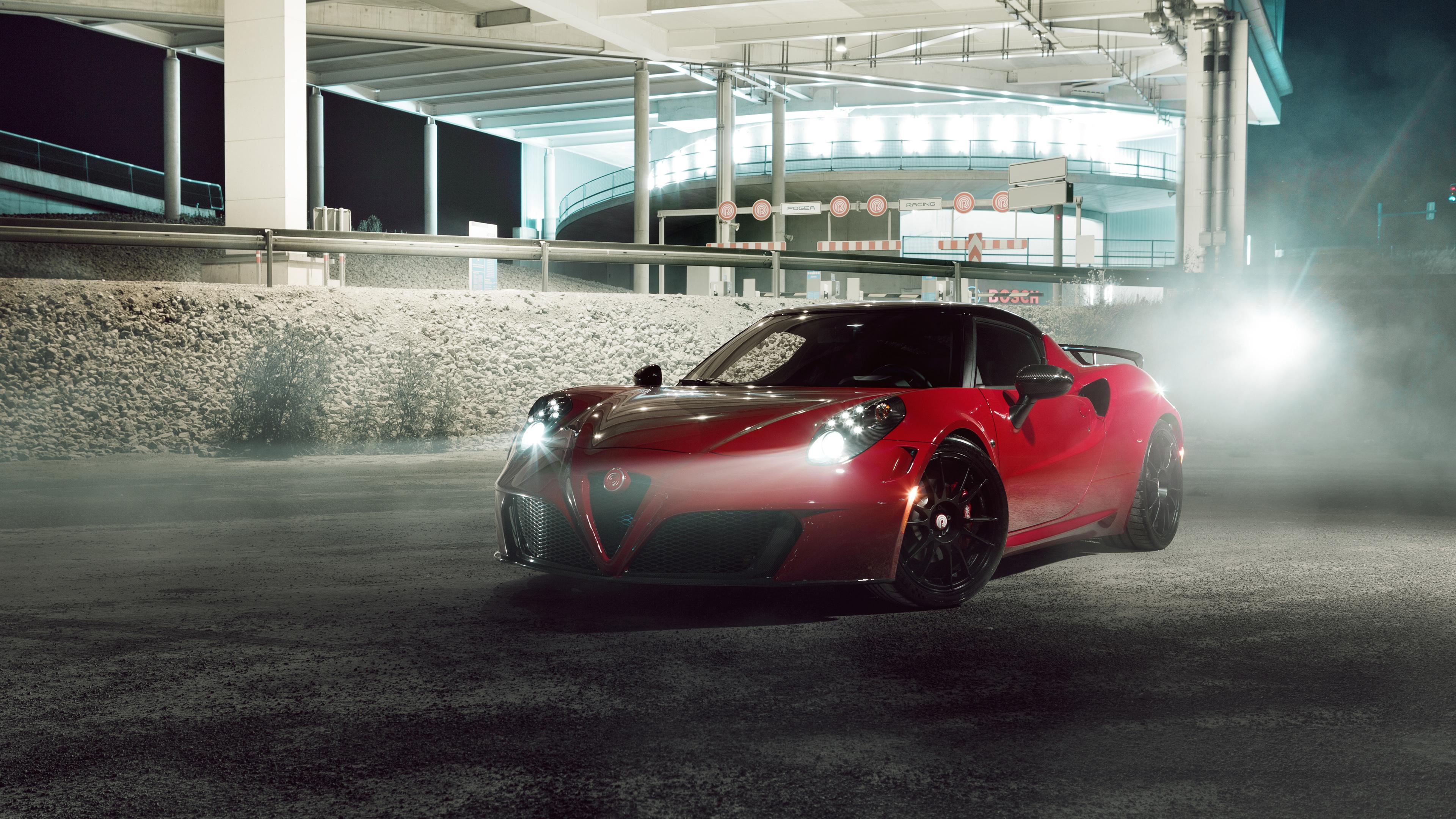 320x240 Alfa Romeo 4c By Pogea Racing Apple Iphone Ipod