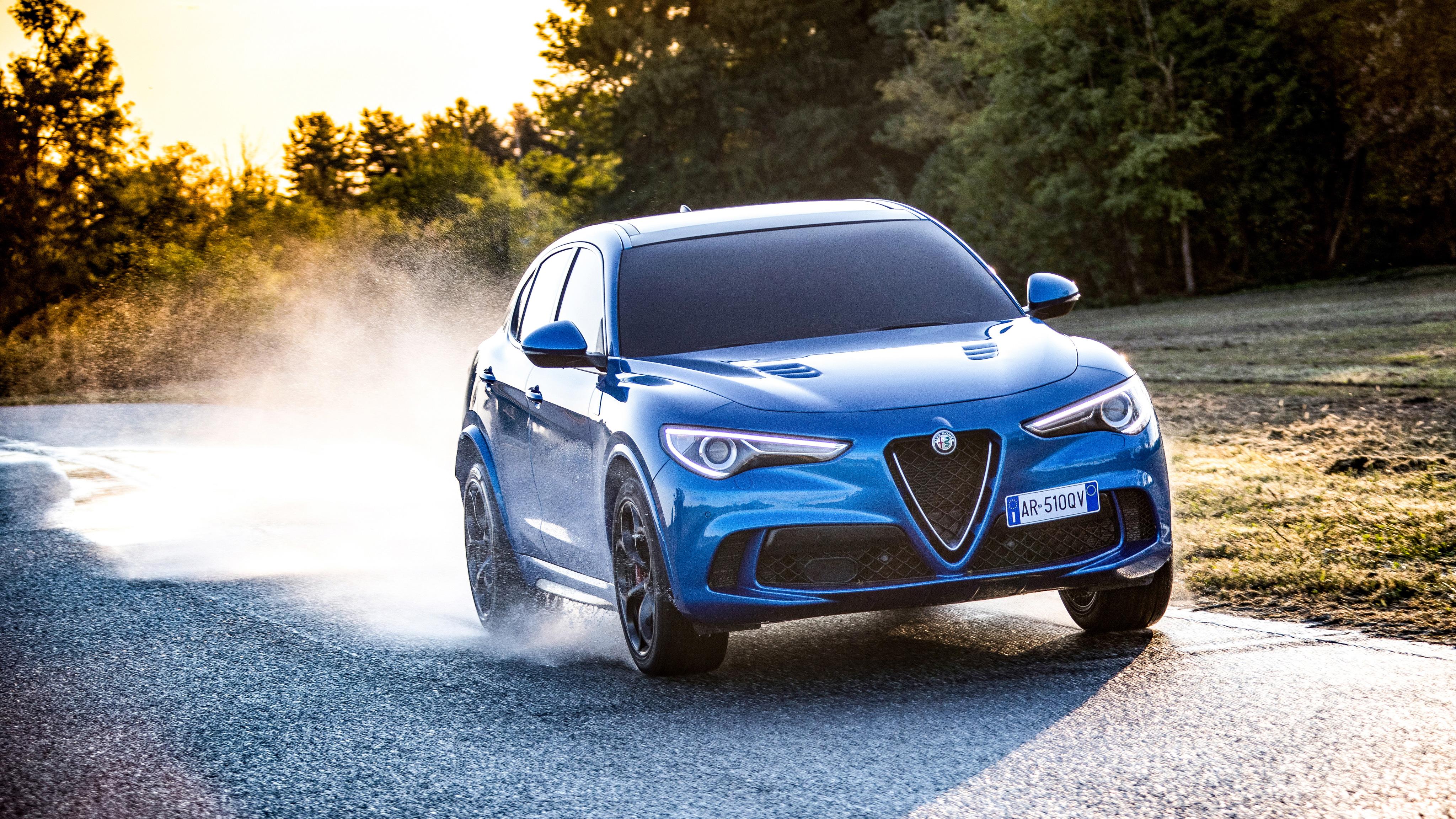 Alfa Romeo Stelvio Quadrifoglio Hd Cars 4k Wallpapers