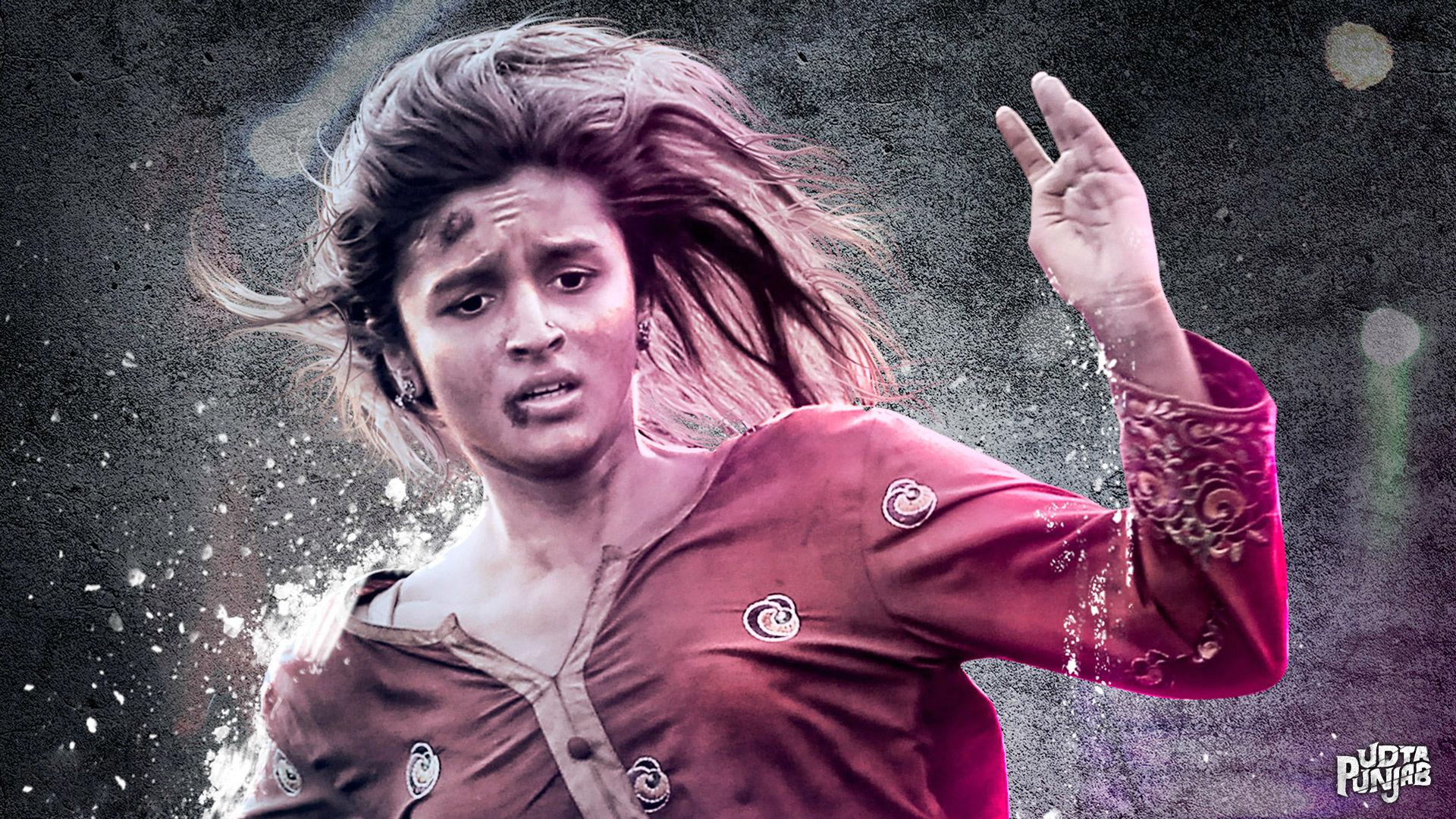 Alia Bhatt In Udta Punjab Hd Indian Celebrities 4k Wallpapers