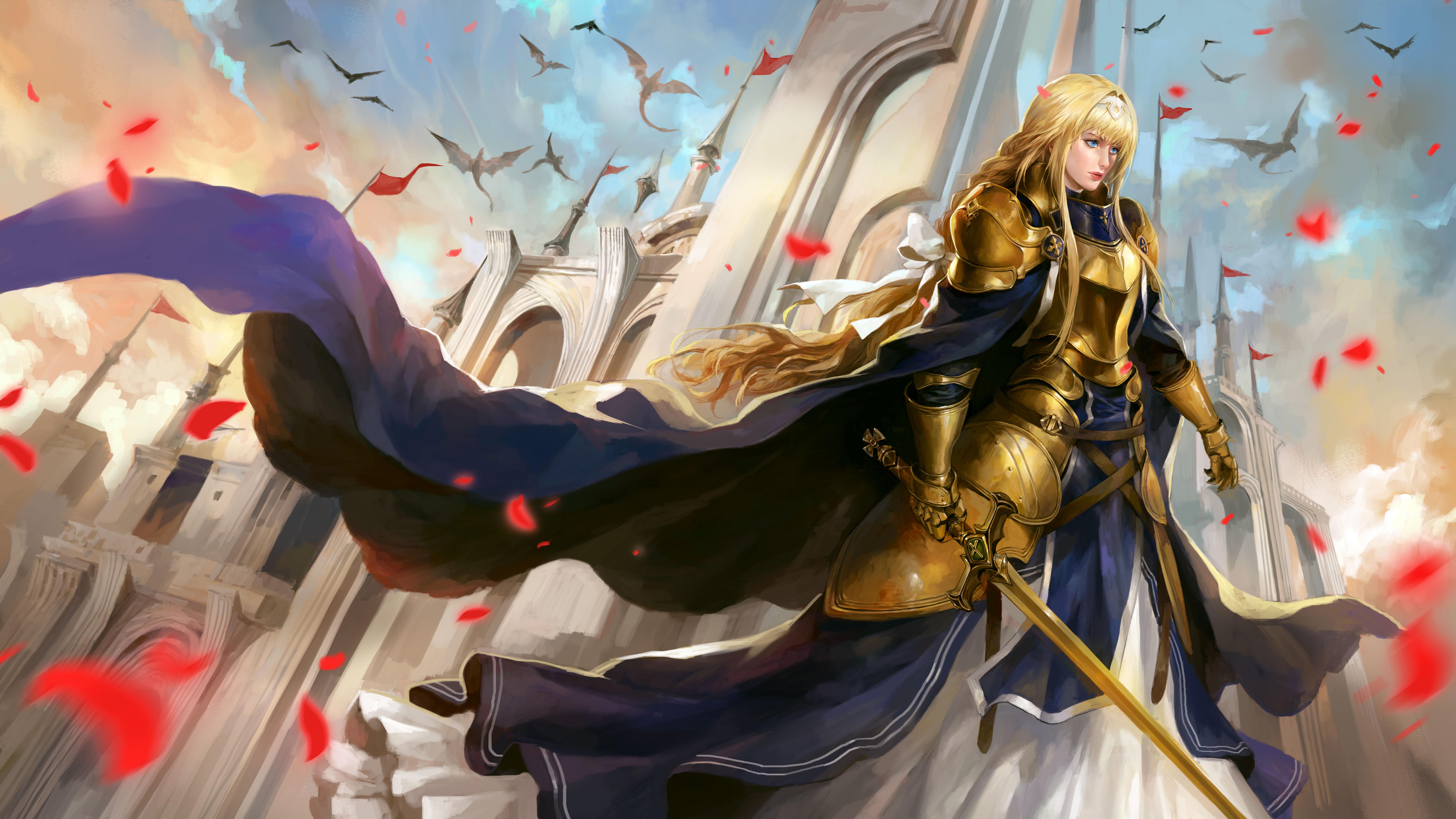 Alice Zuberg Sword Art Online 8k, HD Anime, 4k Wallpapers ...