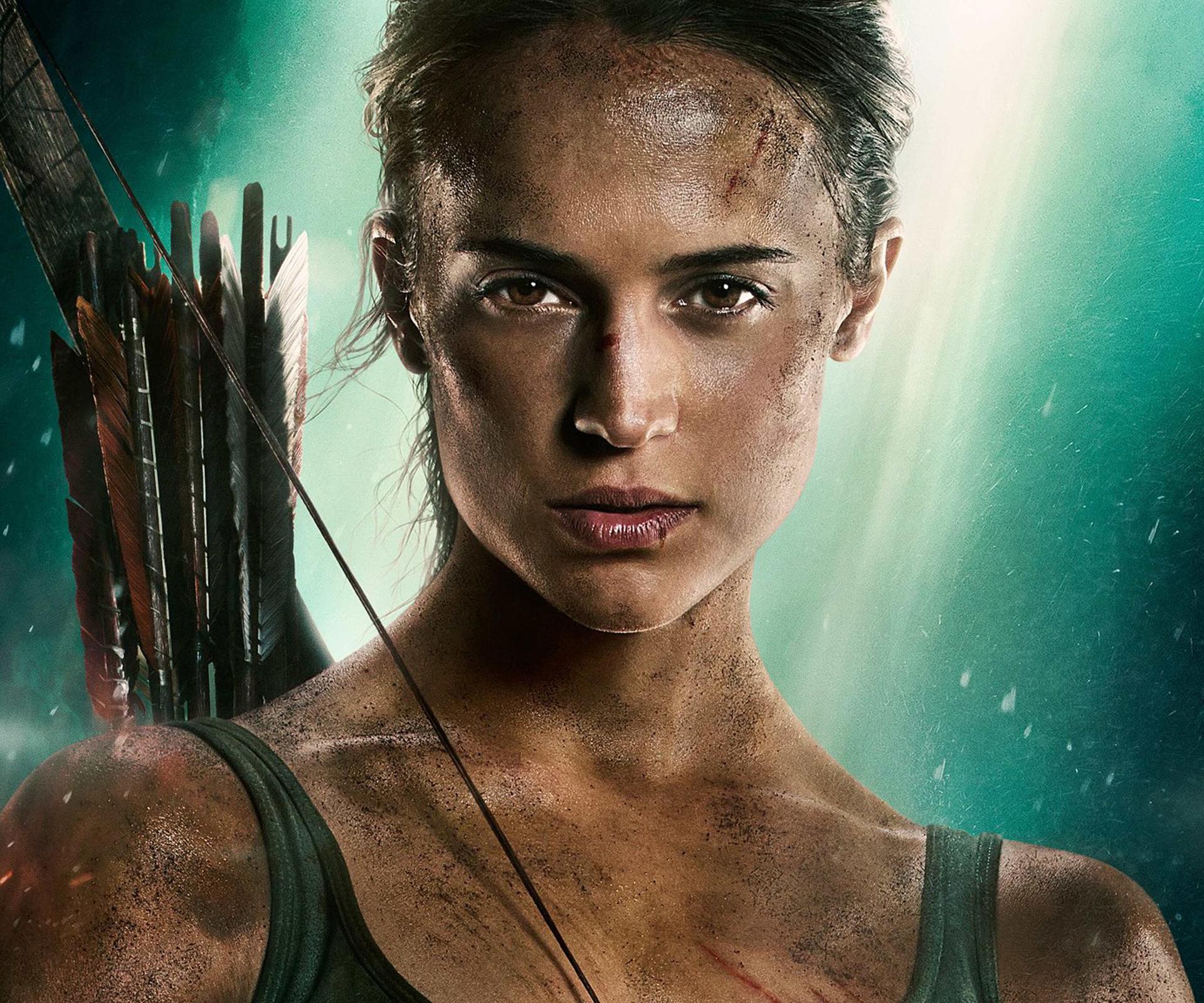 Tomb Rider Wallpaper: Alicia Vikander Tomb Raider 2018 HD, HD Movies, 4k