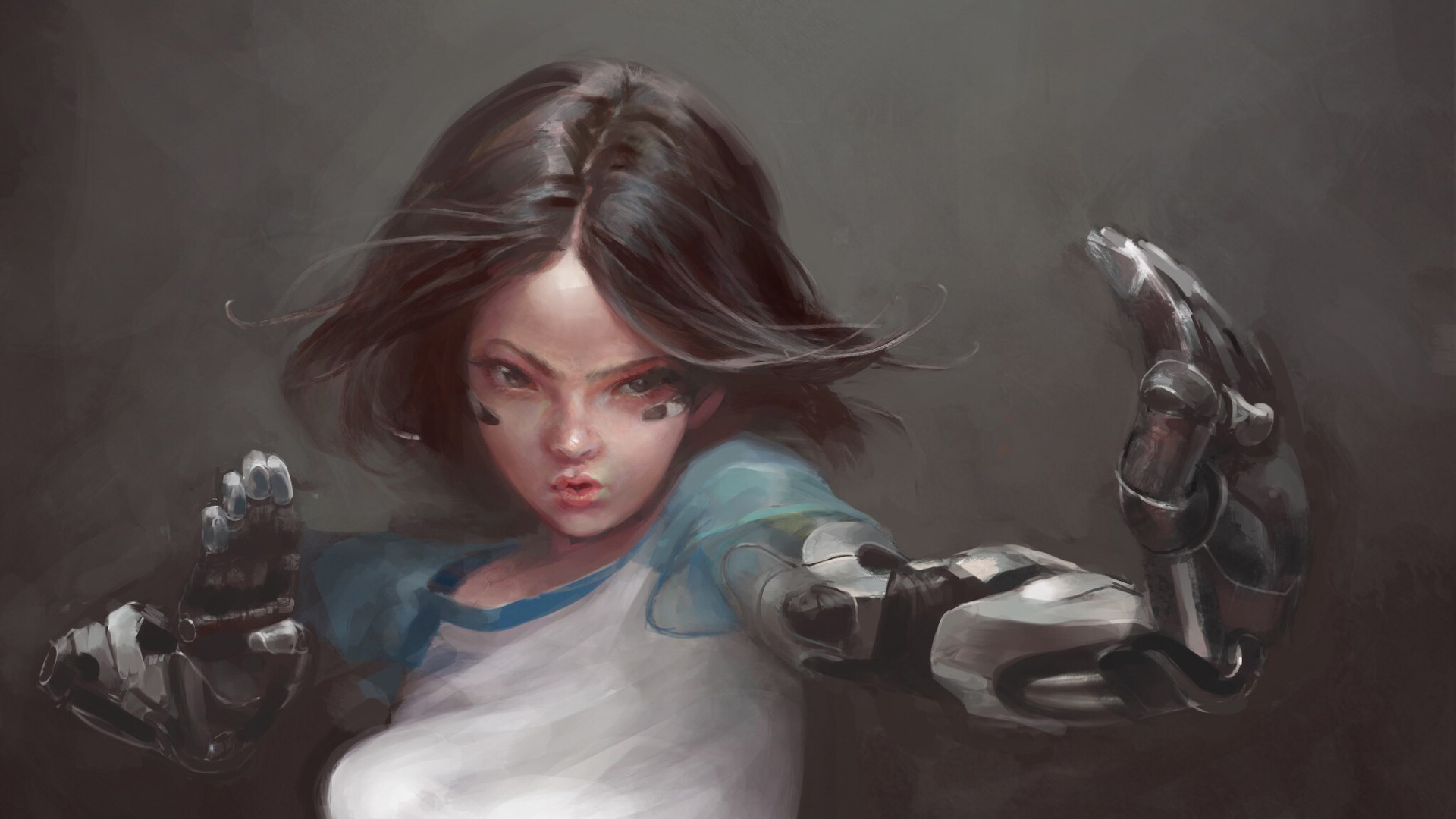 Alita Battle Angel >> Alita Battle Angel Art, HD Movies, 4k Wallpapers, Images, Backgrounds, Photos and Pictures