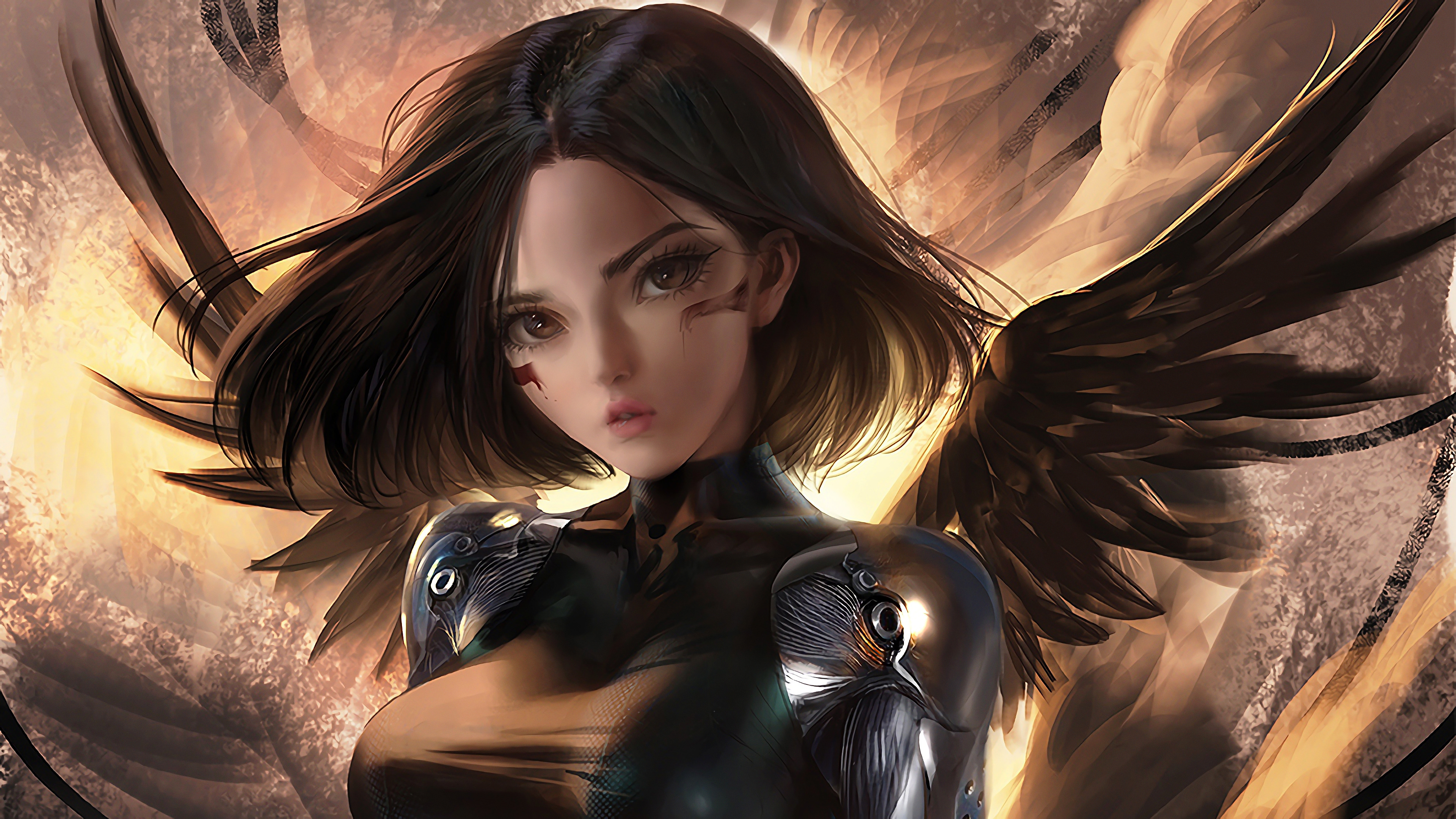 Wallpapers Alita Battle Angel Wallpapers