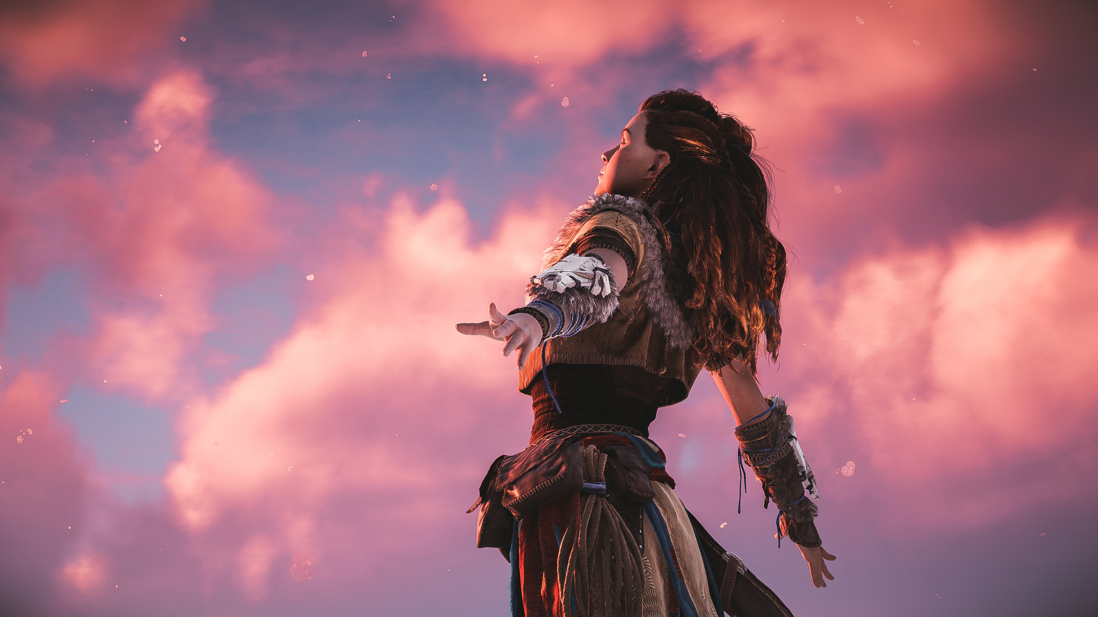 Aloy Horizon Zero Dawn Videogame 2019 4k, HD Games, 4k ...