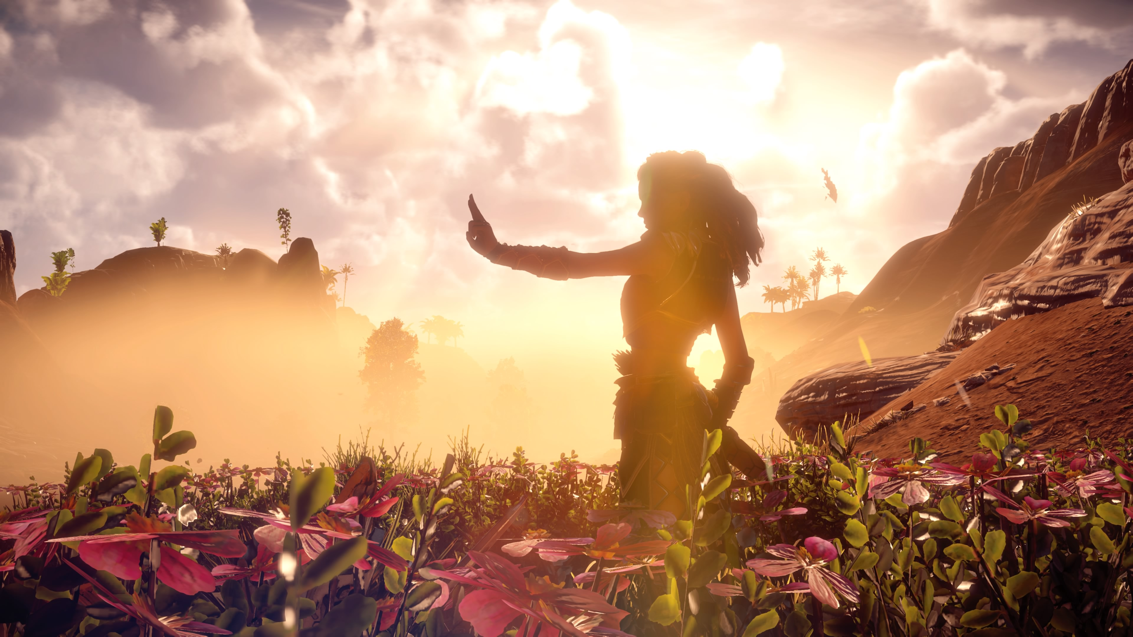 2560x1440 aloy horizon zero dawn videogame 1440p - Horizon zero dawn android wallpaper ...