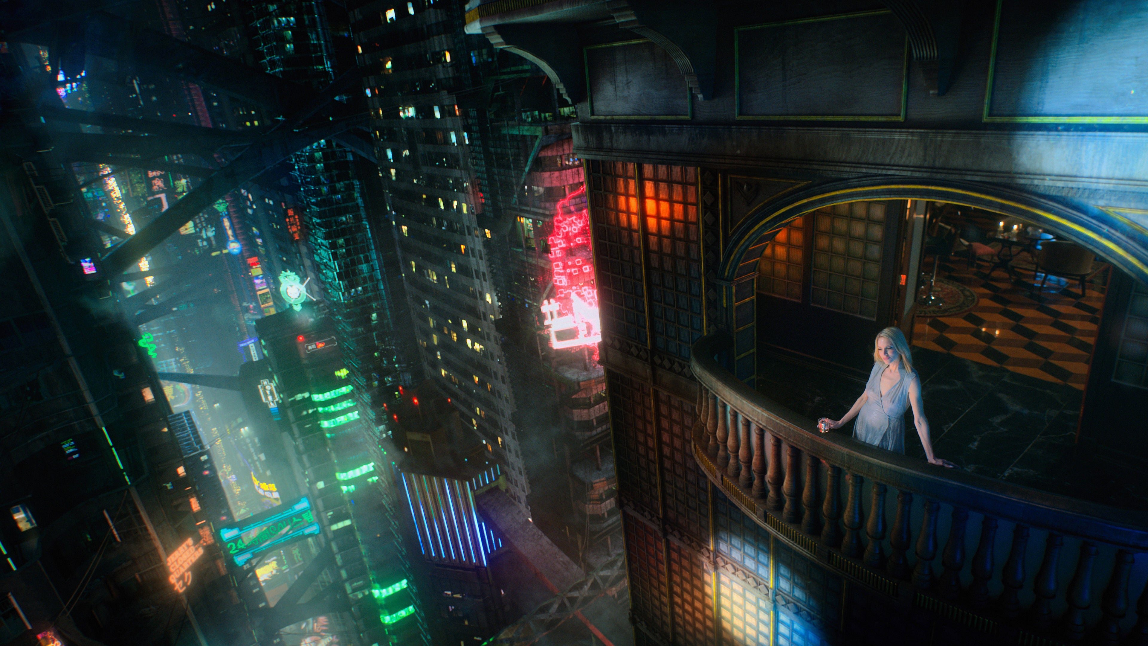 altered carbon 2018 4k, hd tv shows, 4k wallpapers, images