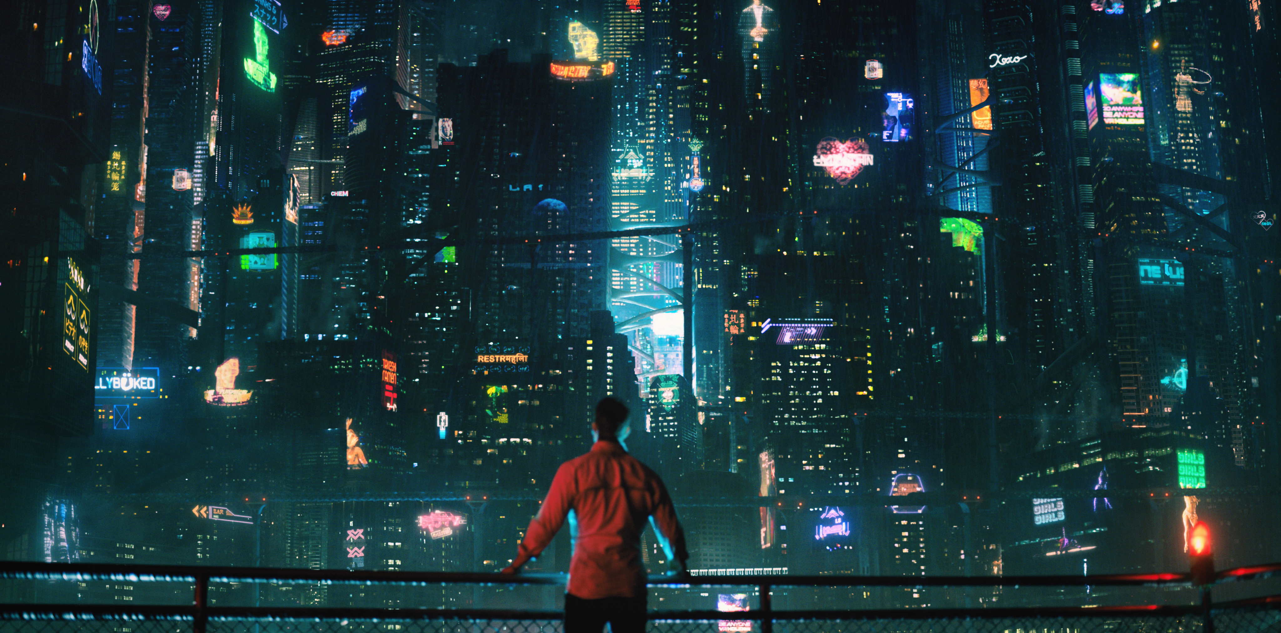 Altered carbon netflix tv series 2018 hd tv shows 4k - Tv series wallpaper 4k ...