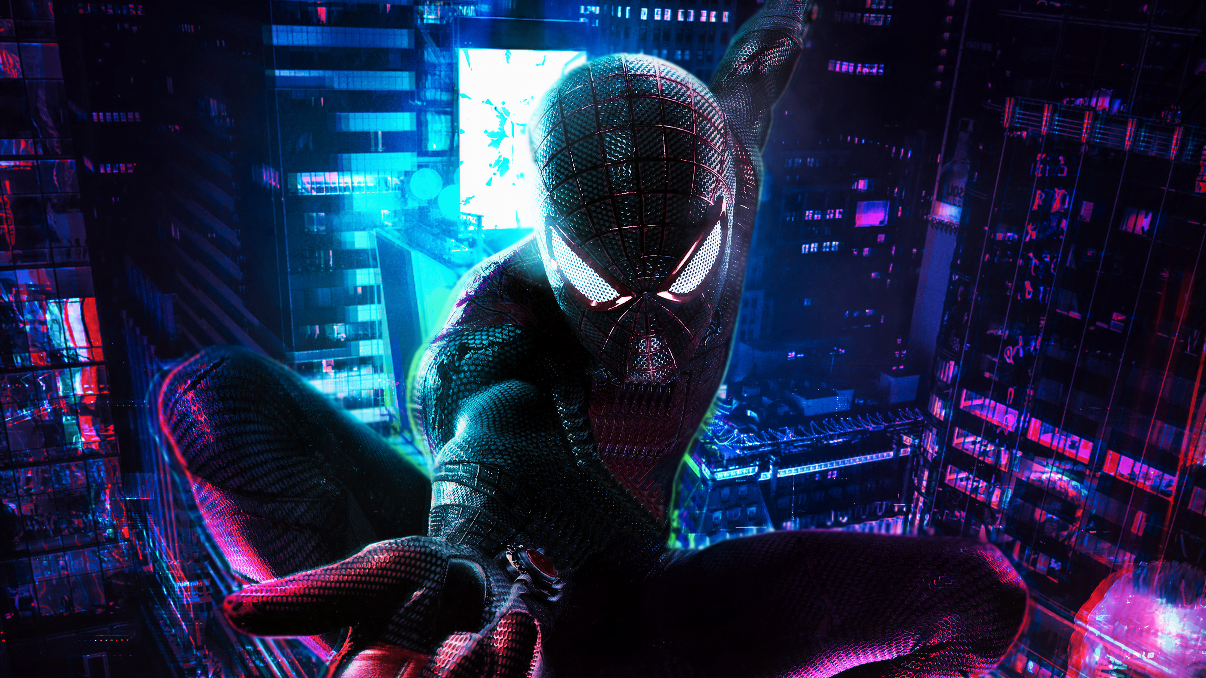 Amazing spiderman cyberpunk hd games 4k wallpapers images backgrounds photos and pictures - Fondos de pantalla para pc hd 4k ...