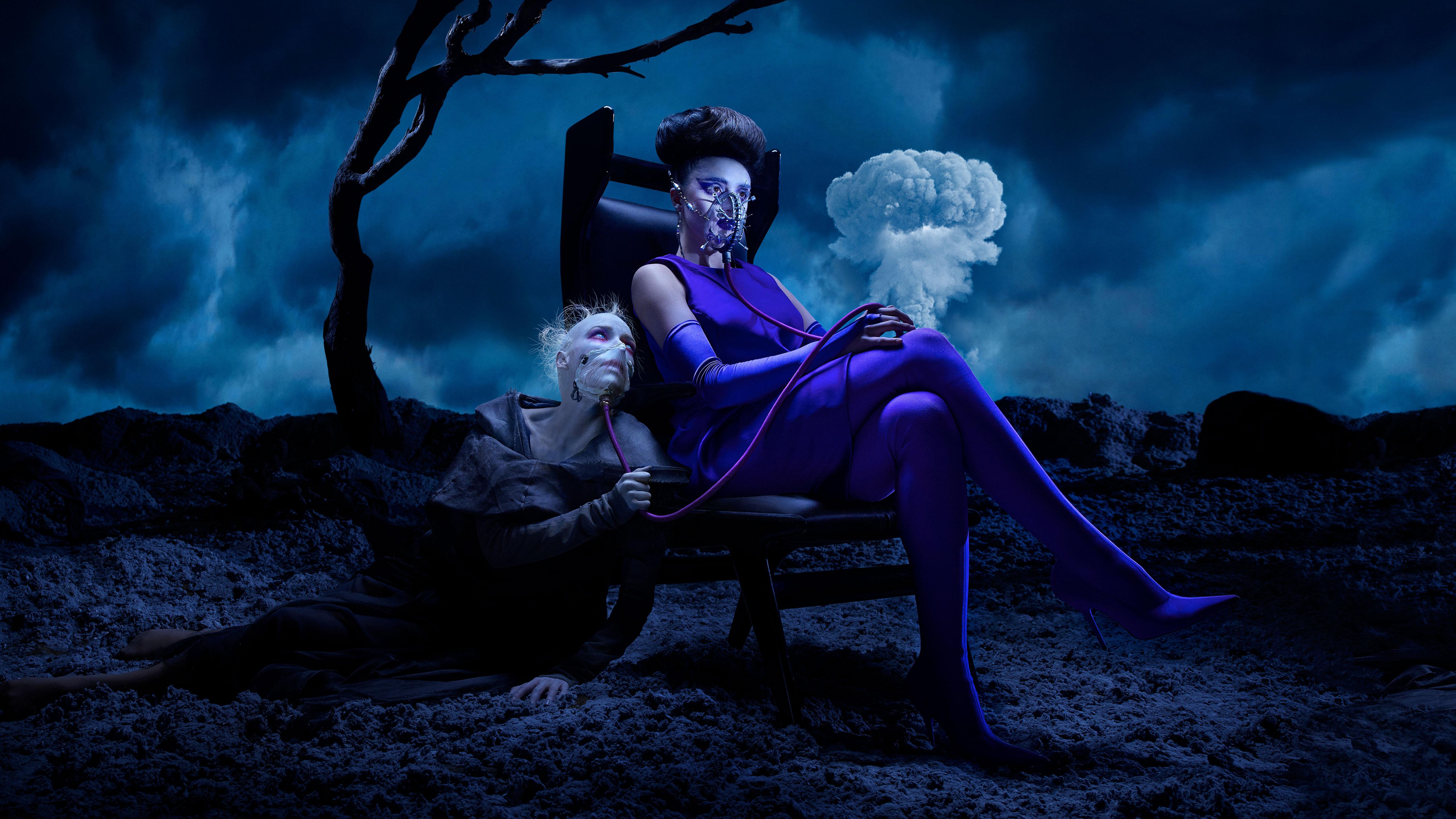 American Horror Story Hd Wallpaper: American Horror Story Apocalypse 5k, HD Tv Shows, 4k