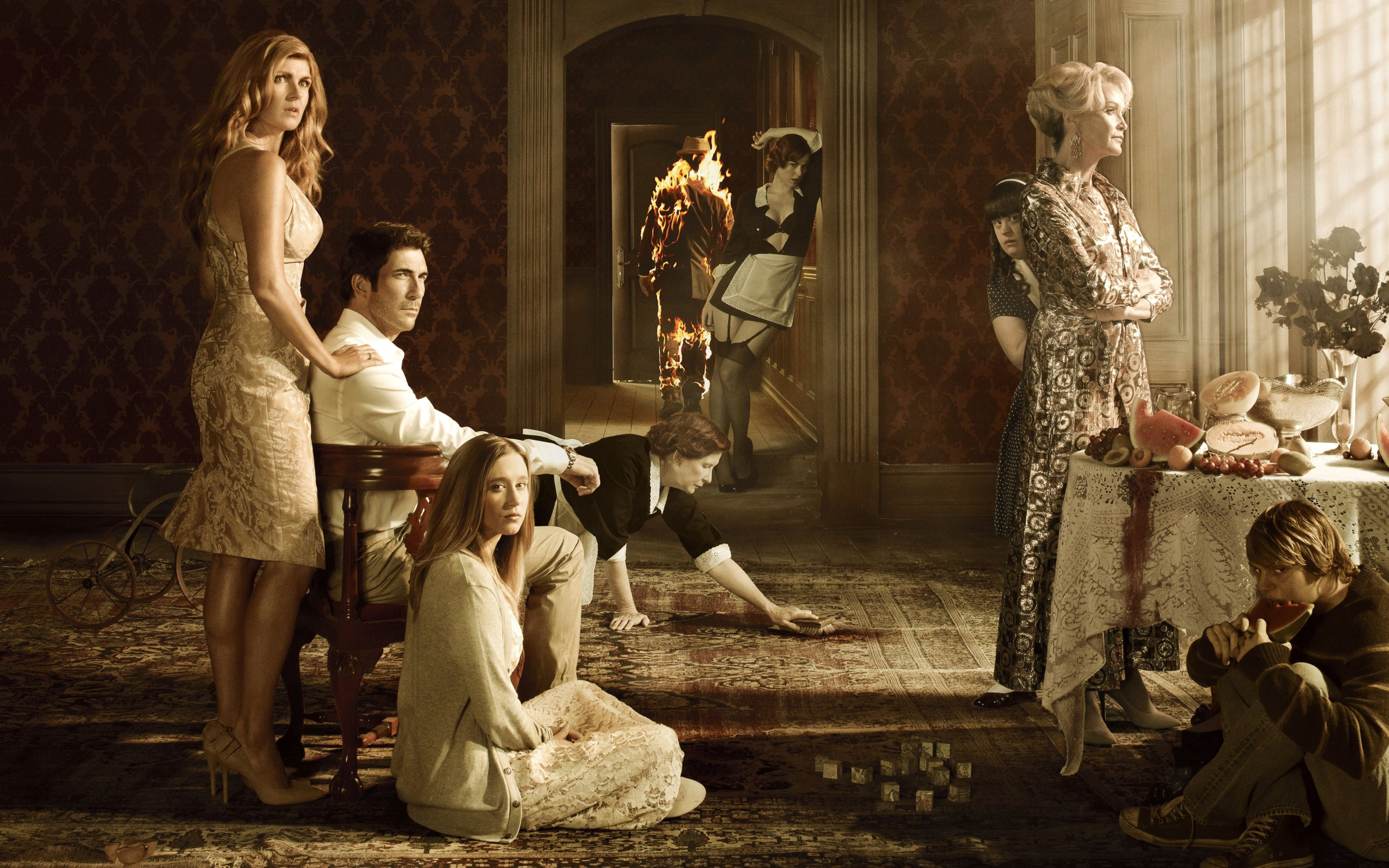American horror story hd tv shows 4k wallpapers images backgrounds photos and pictures - American horror story wallpaper ...