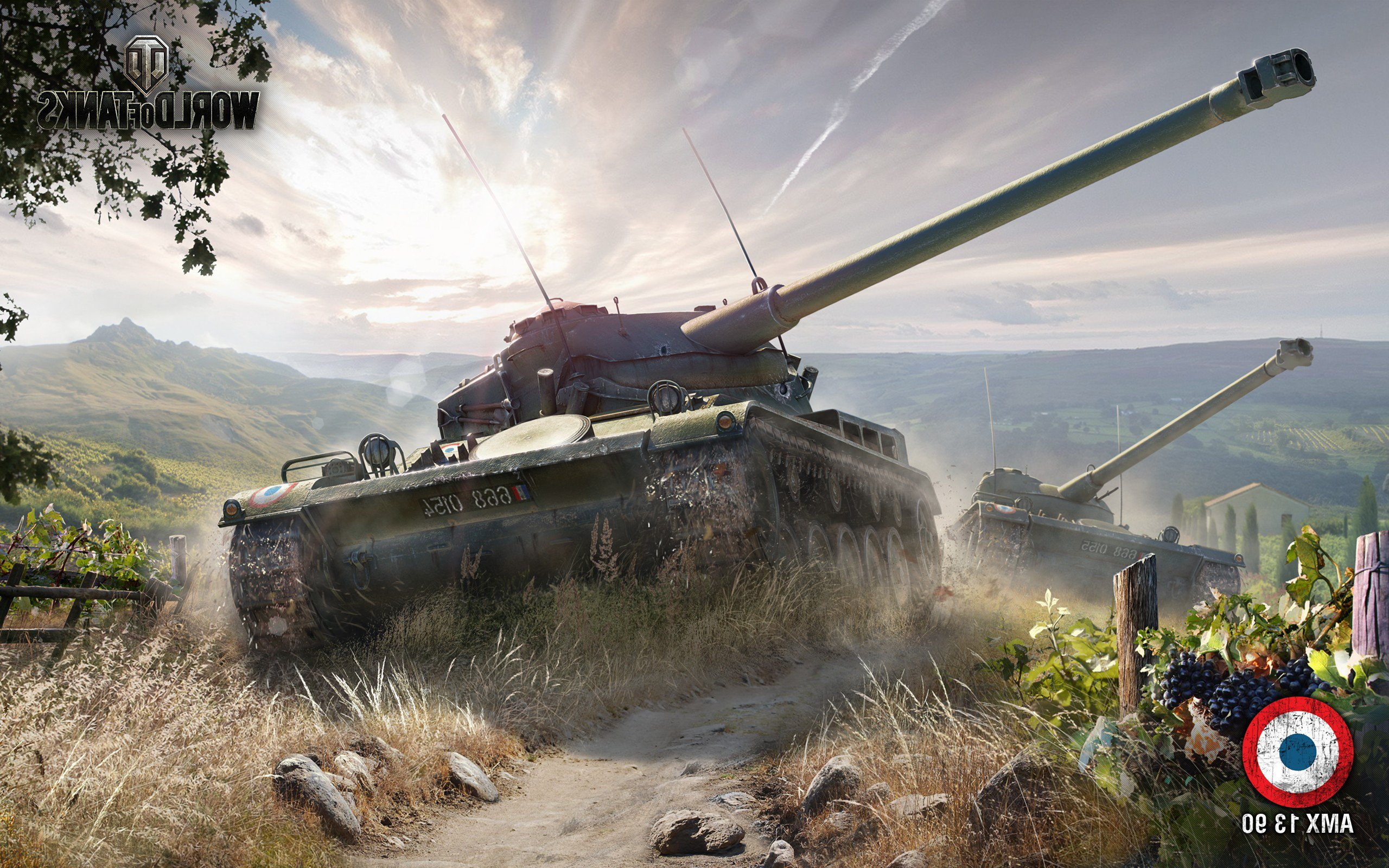 download amx world of tanks hd 4k wallpapers in 2048x1152