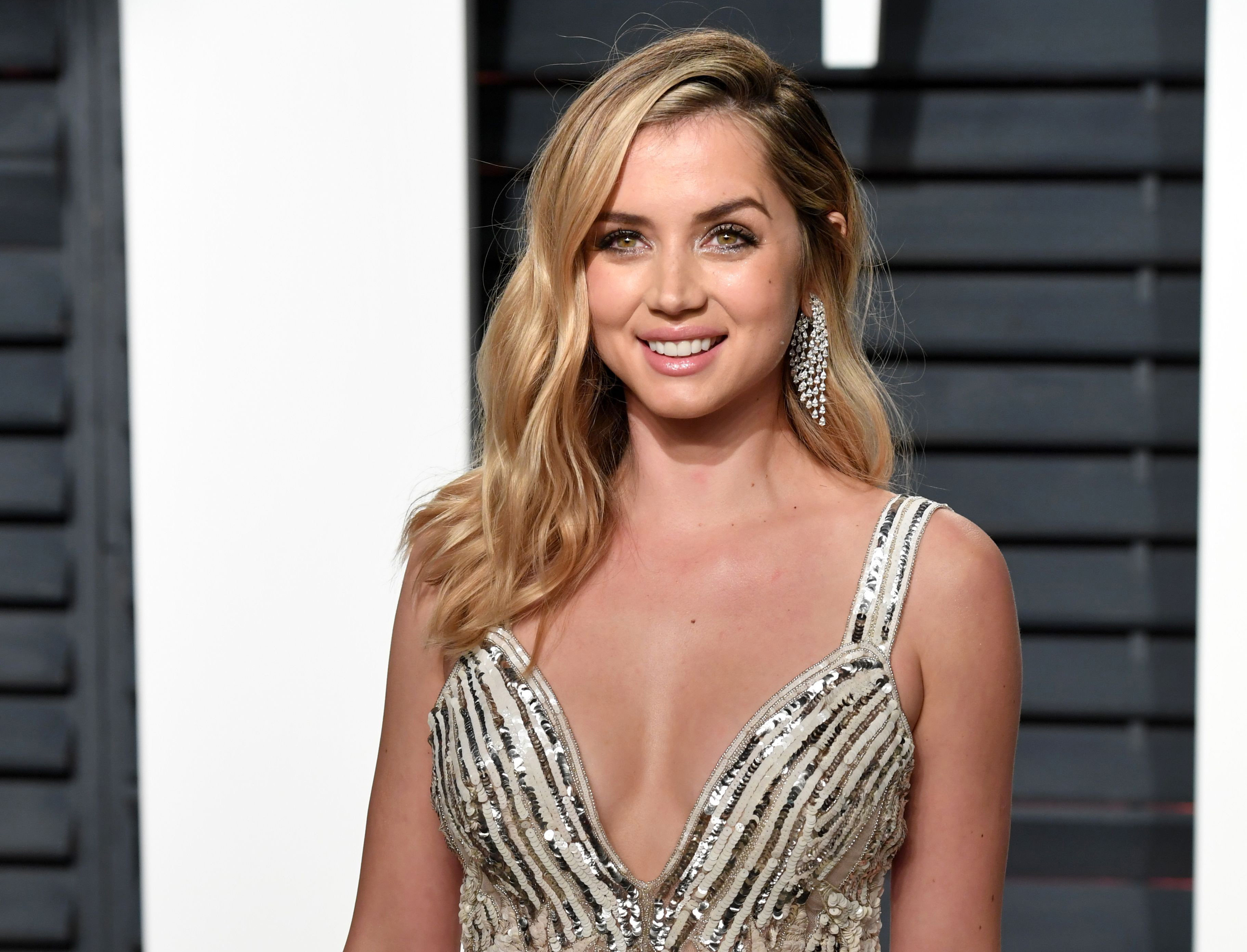 Ana De Armas At Vanity Fair 2018