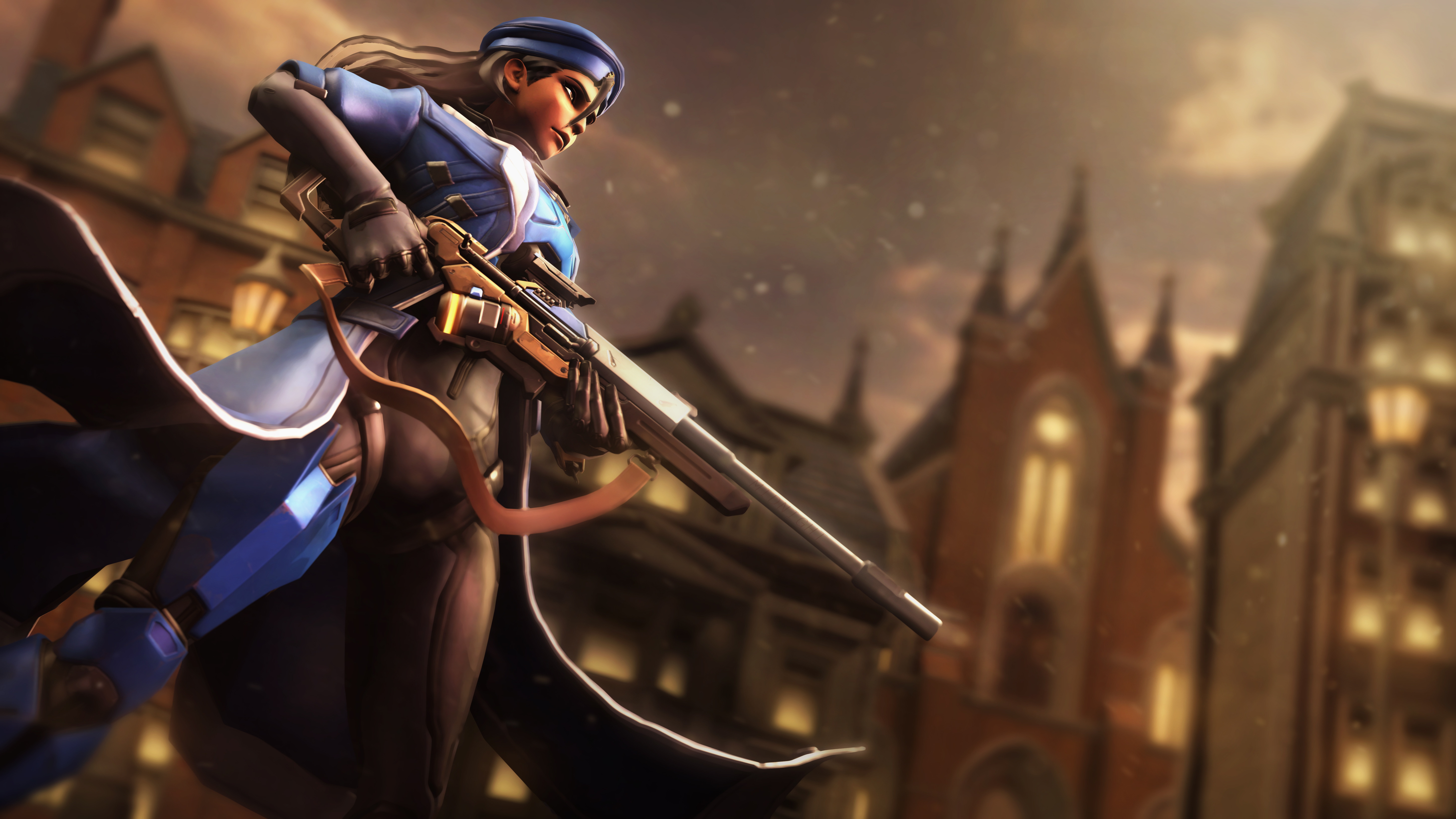Ana Overwatch 5k Hd Games 4k Wallpapers Images