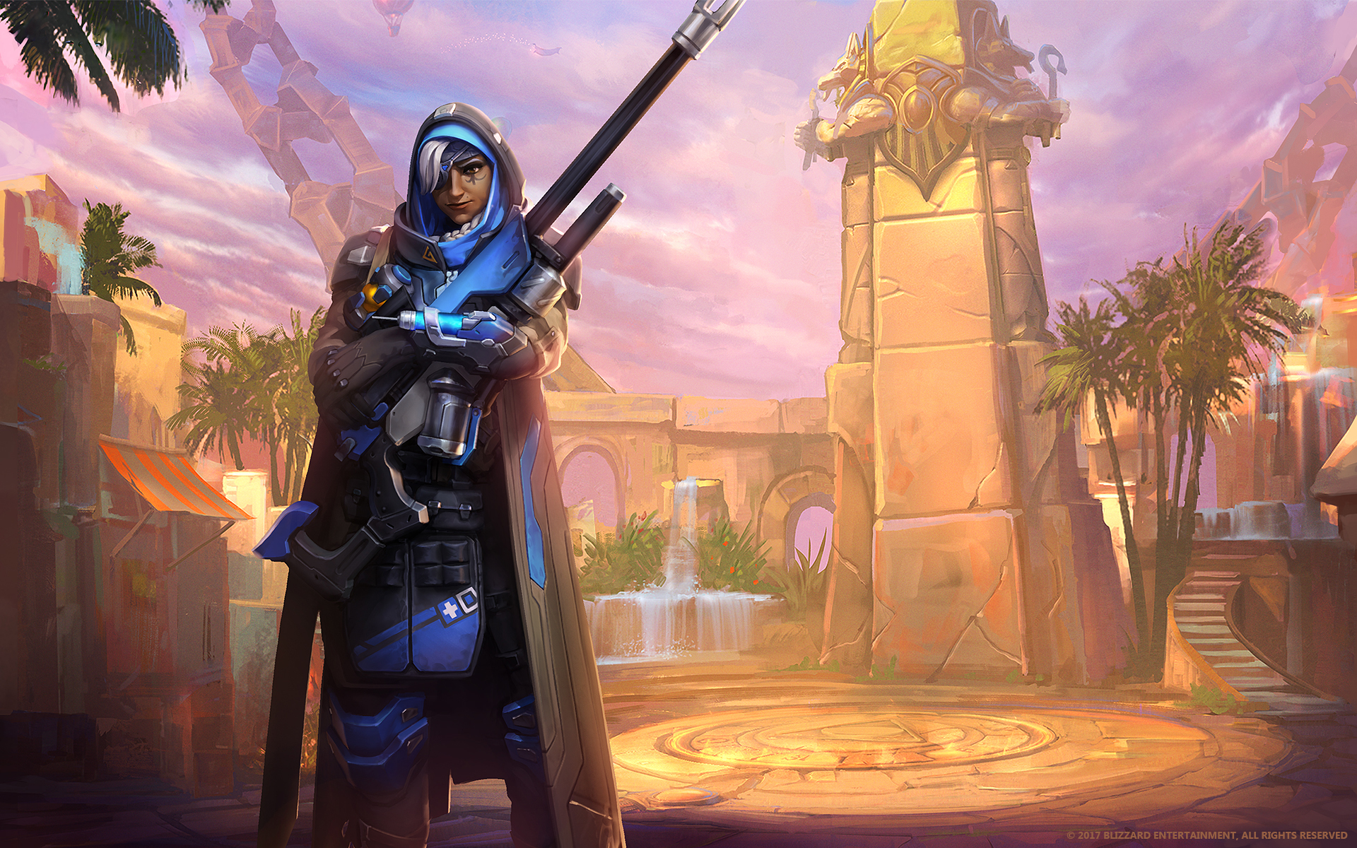1400x900 Ana Overwatch Sniper 1400x900 Resolution Hd 4k
