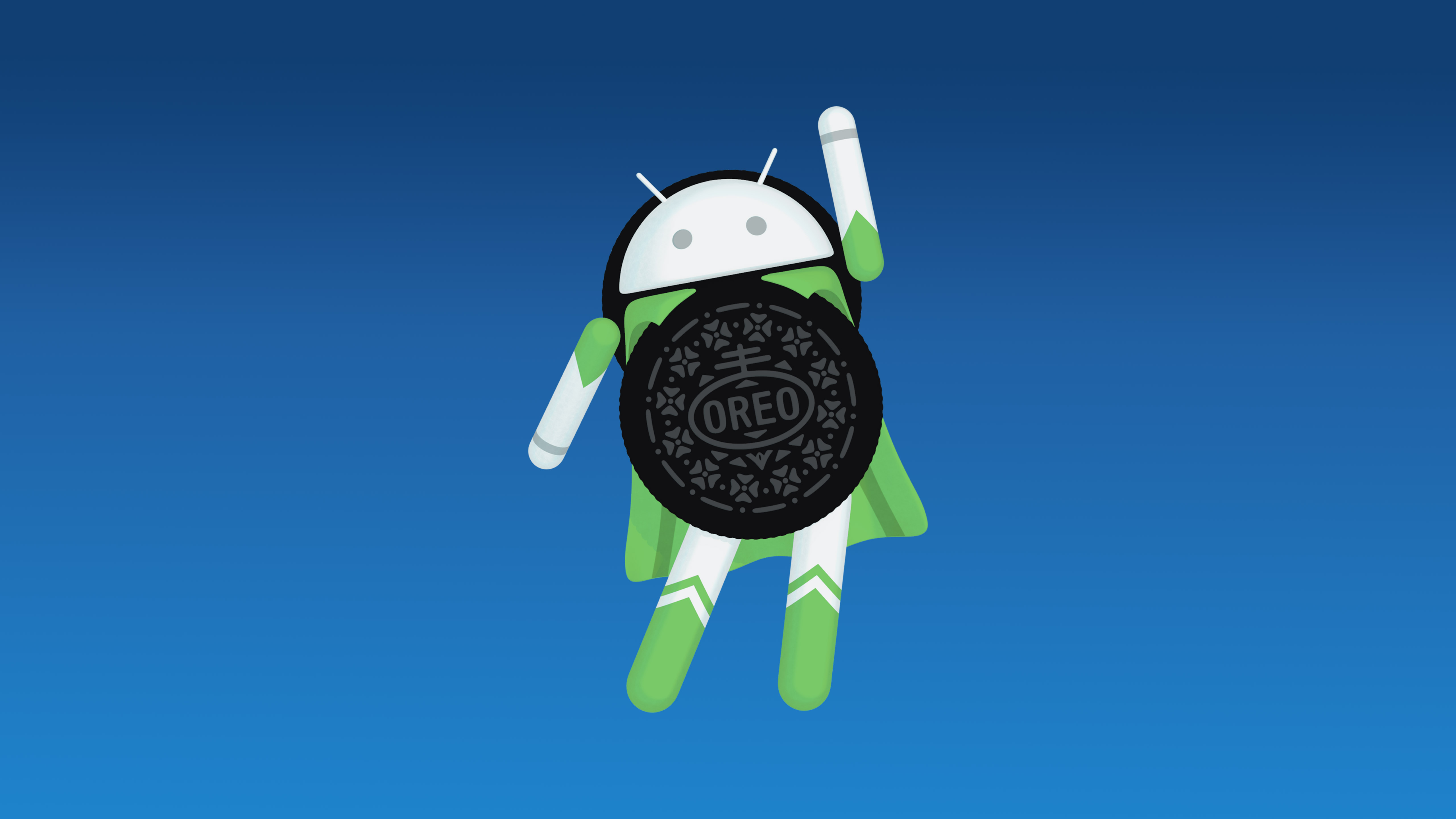 Android Oreo Logo 4k, HD Computer, 4k Wallpapers, Images