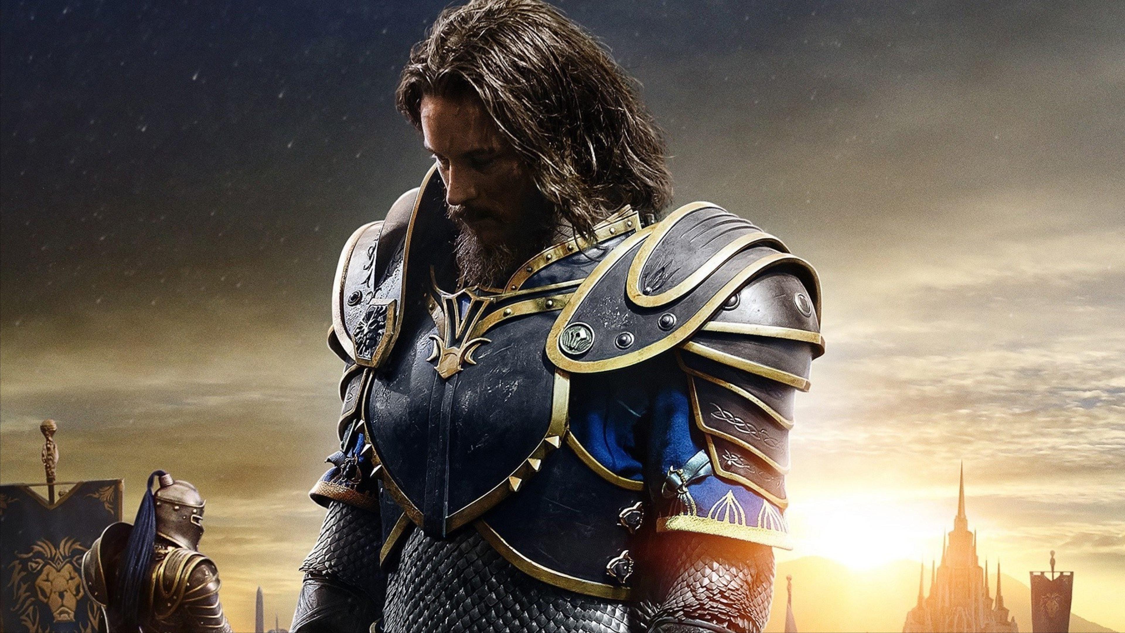1280x1024 Anduin Lothar In Warcraft Movie 1280x1024