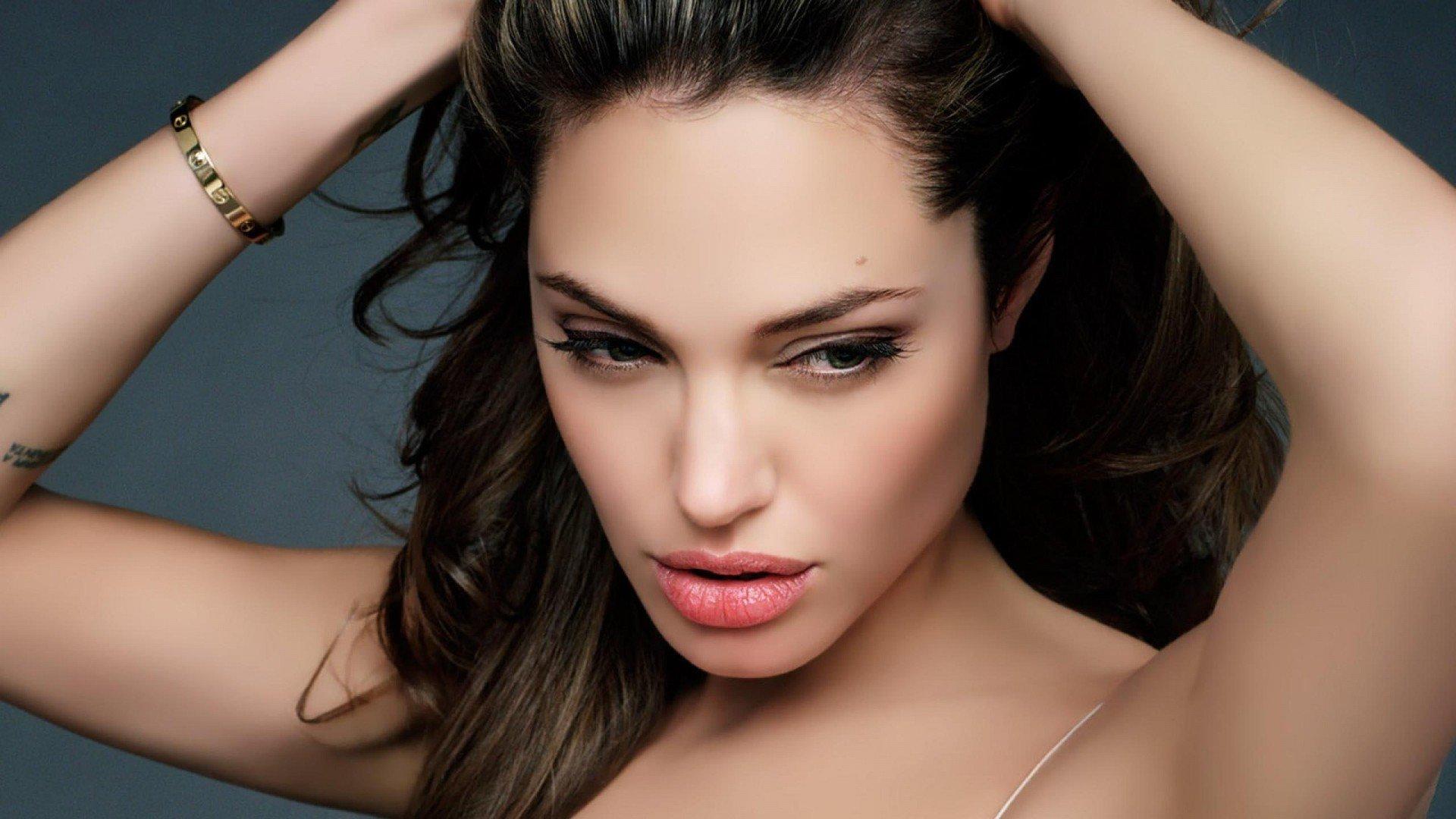 angelina jolie face, hd celebrities, 4k wallpapers, images