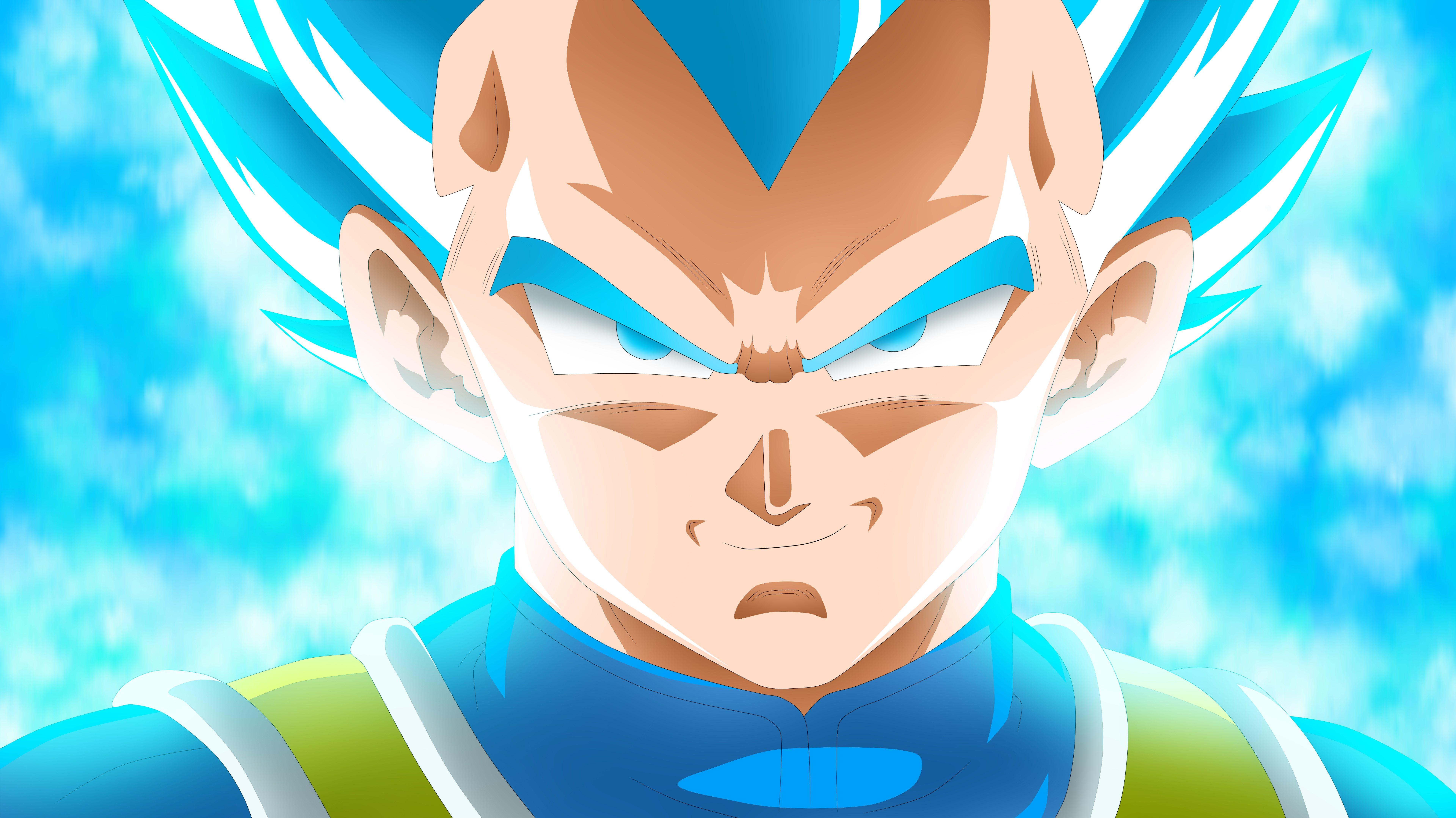 Anime Dragon Ball Goku Piccolo