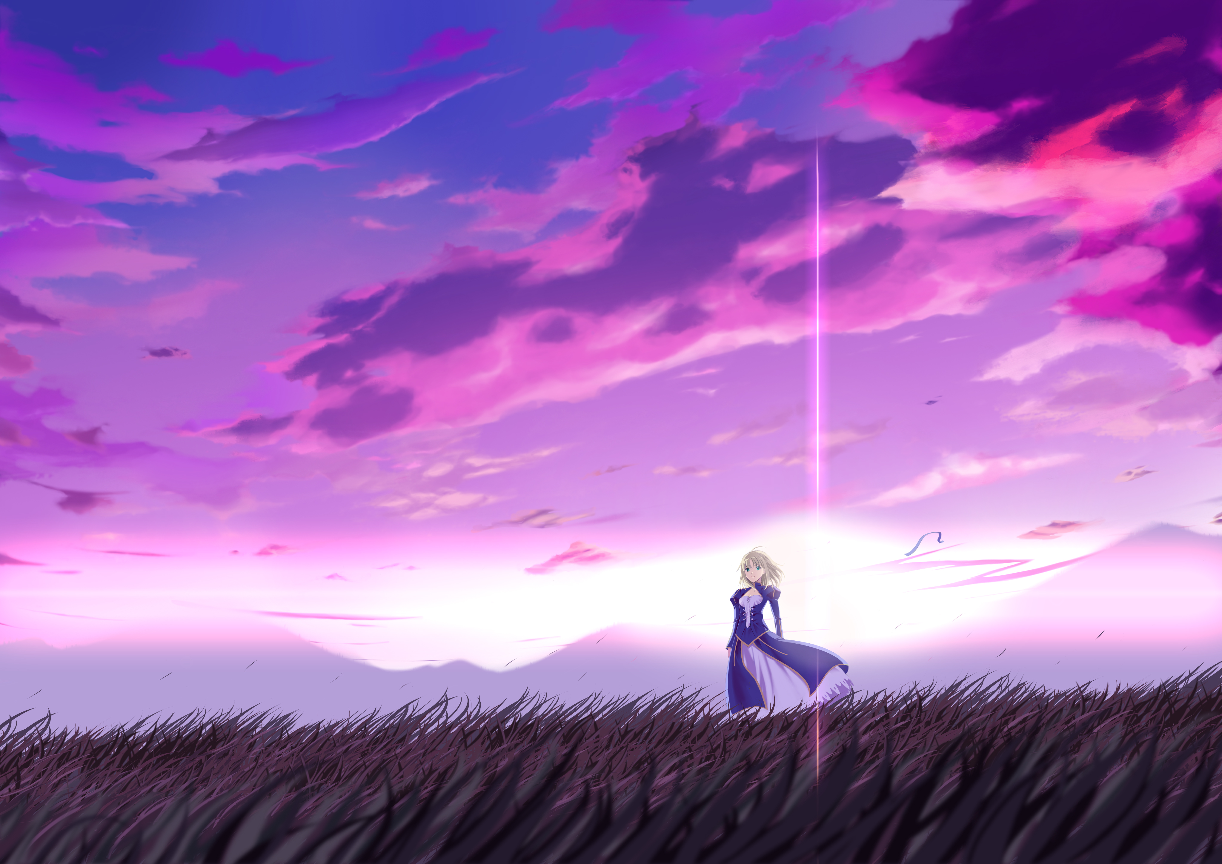 Anime Fate Stay Night 4k Hd Anime 4k Wallpapers Images