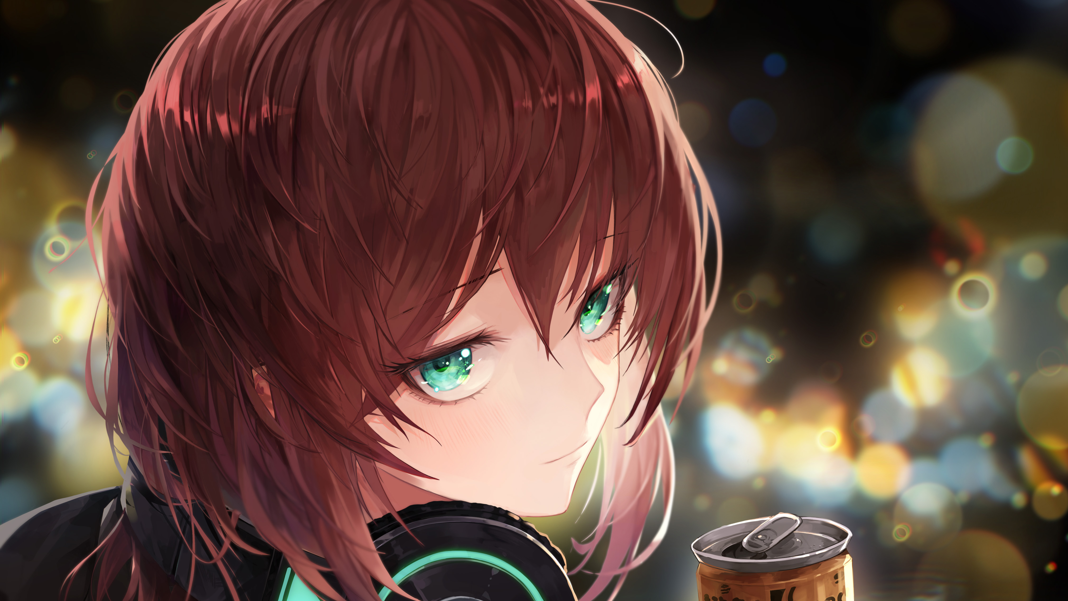 Anime green eyes 5k hd anime 4k wallpapers images - 5k anime wallpaper ...
