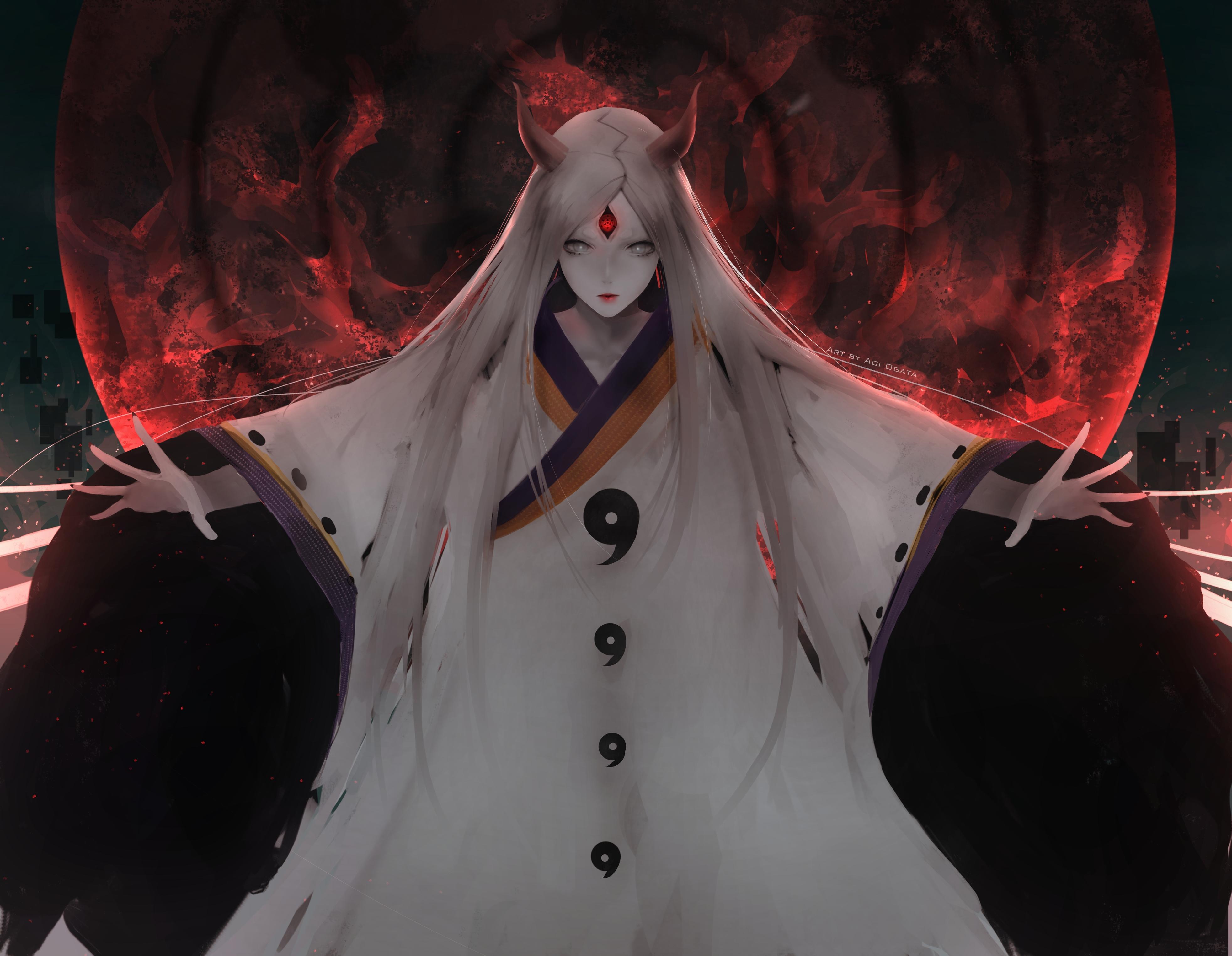 Anime Naruto Artwork 4k