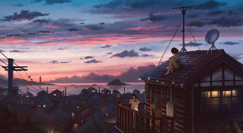 Anime Original 4k, HD Anime, 4k Wallpapers, Images ...