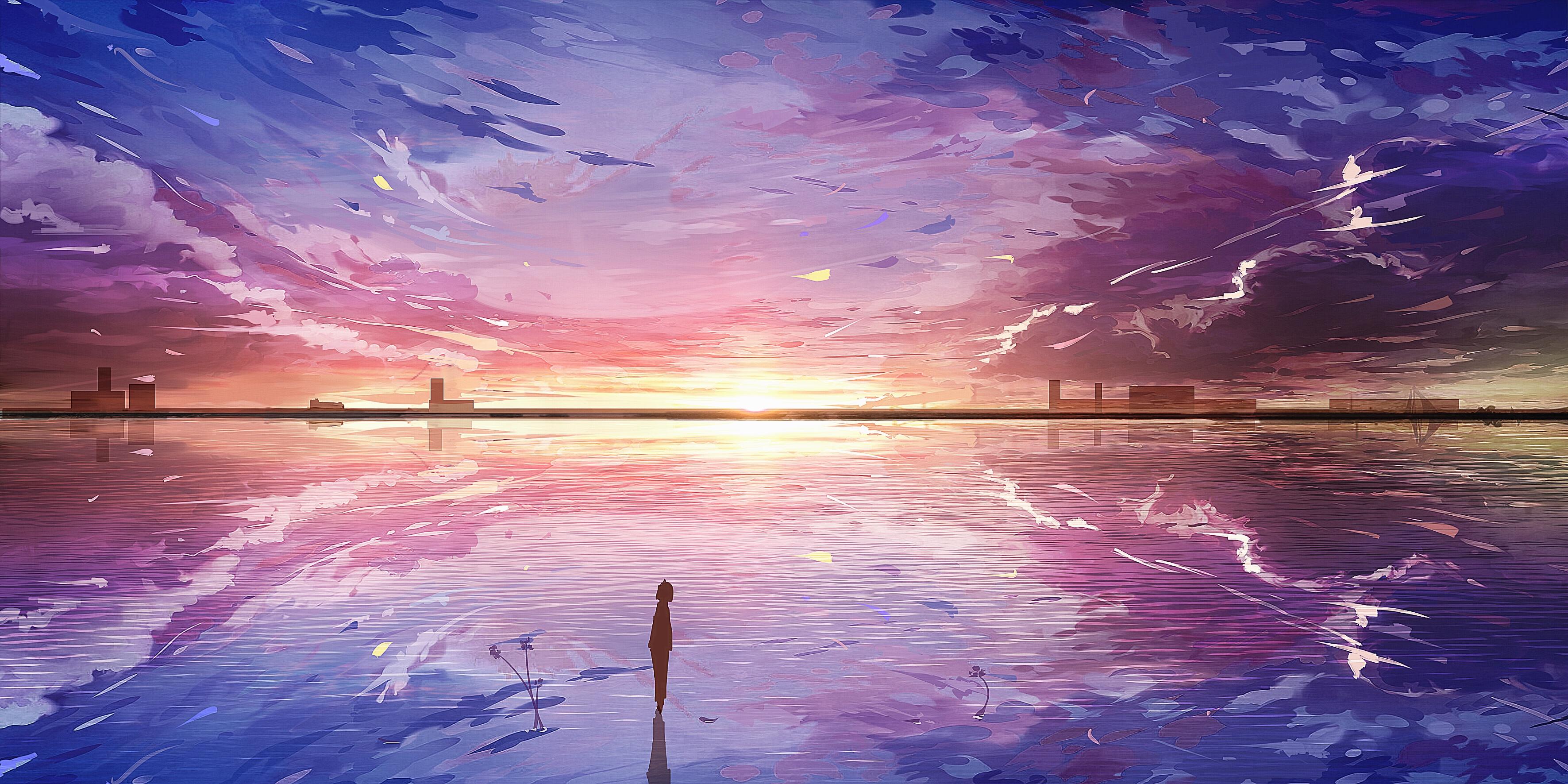 Anime Original Art 4k, HD Anime, 4k Wallpapers, Images ...